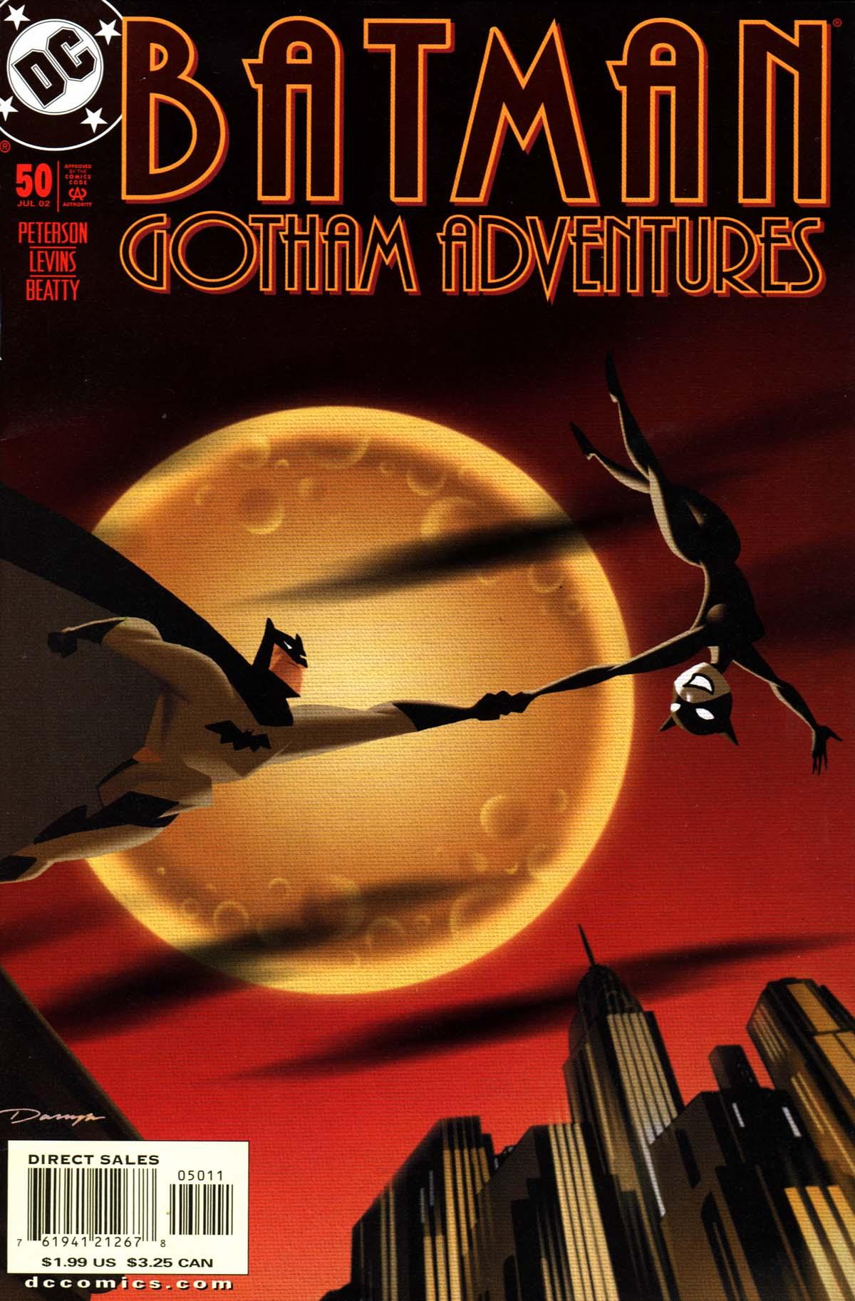 Batman: Gotham Adventures 50 Page 1