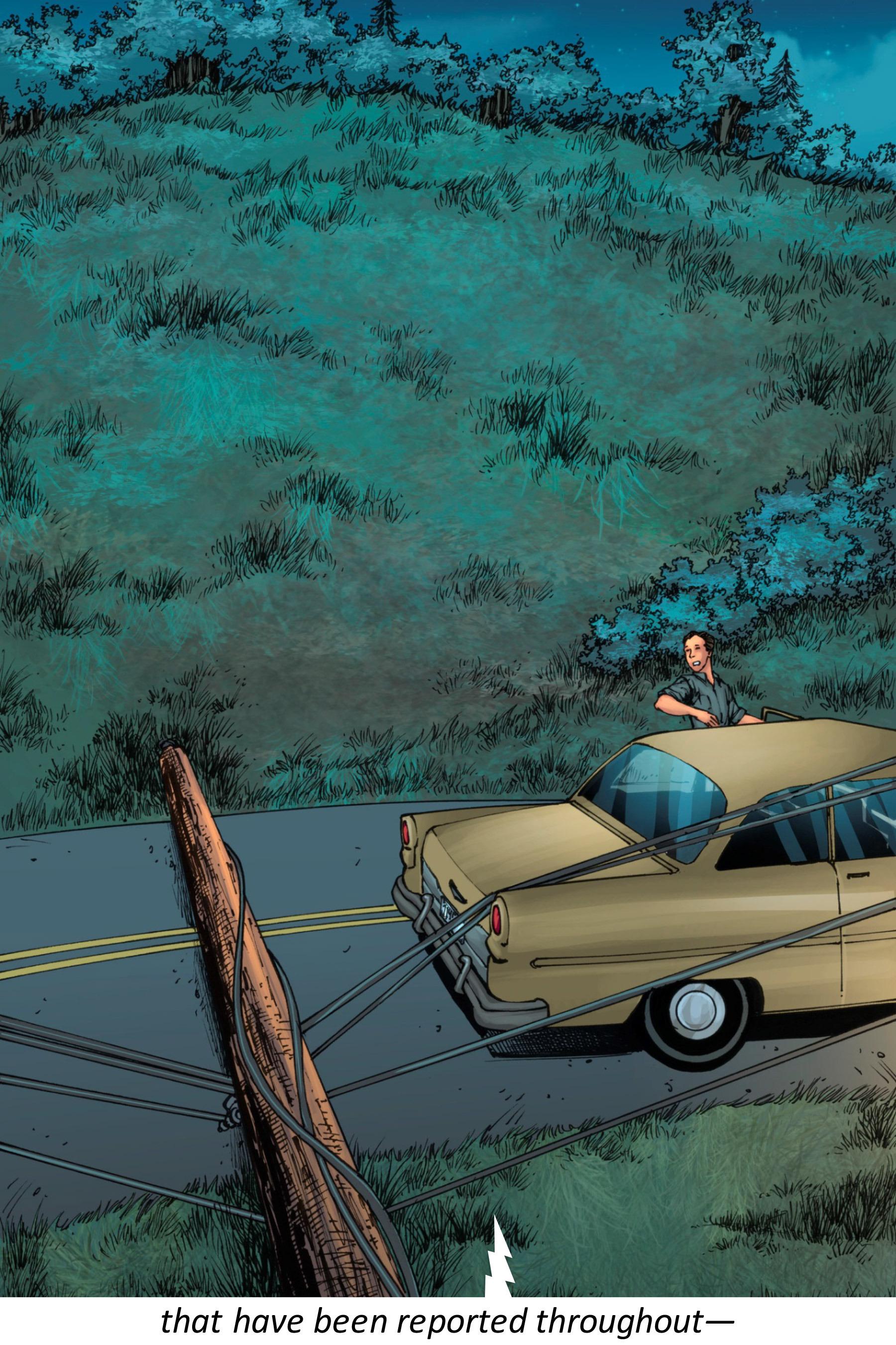 Read online Z-Men comic -  Issue #3 - 15