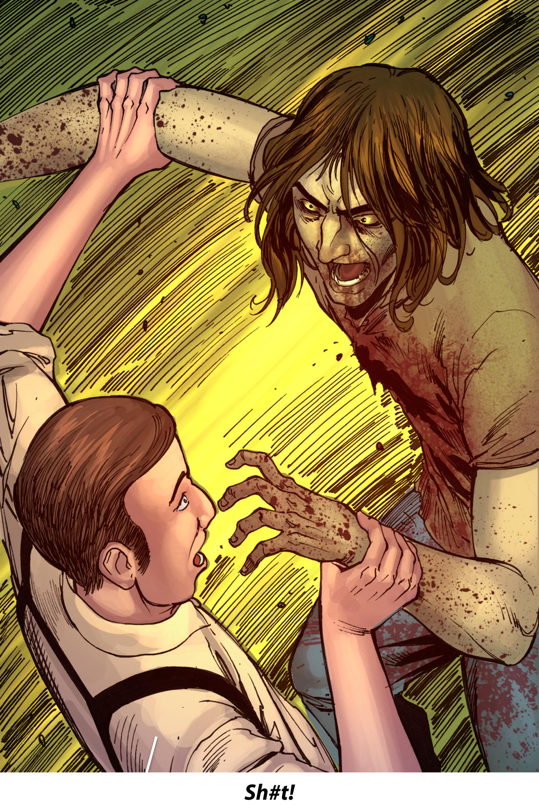 Read online Z-Men comic -  Issue #1 - 151