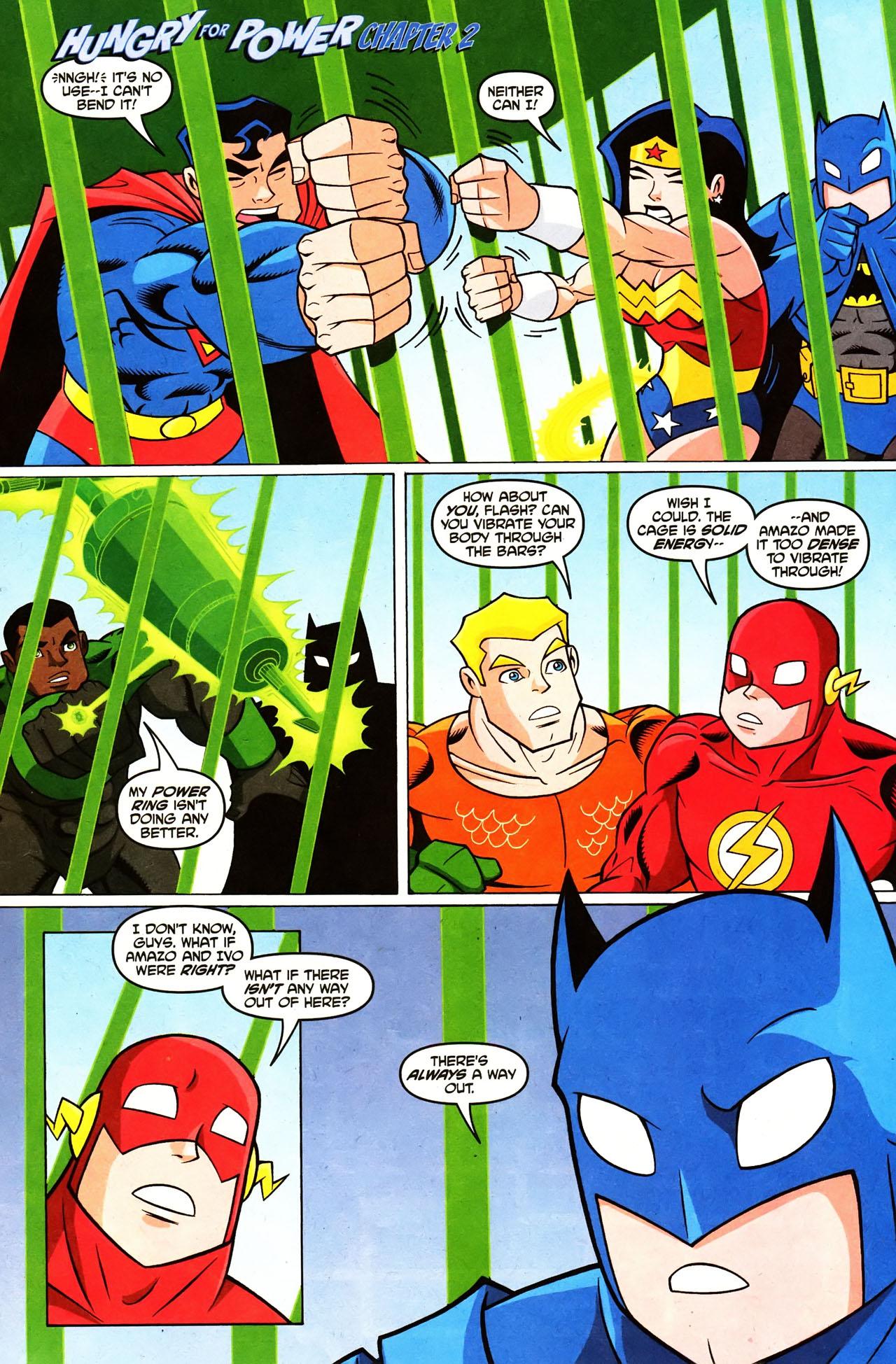 Super Friends #1 #29 - English 12