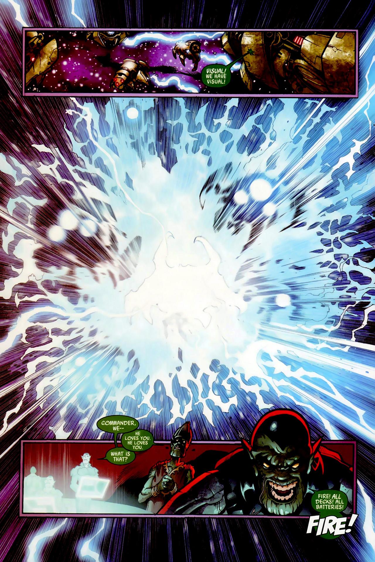Read online Secret Invasion: War of Kings comic -  Issue # Full - 7