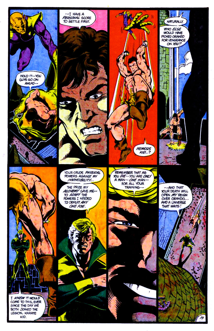 Tales of the Legion Issue #329 #16 - English 15