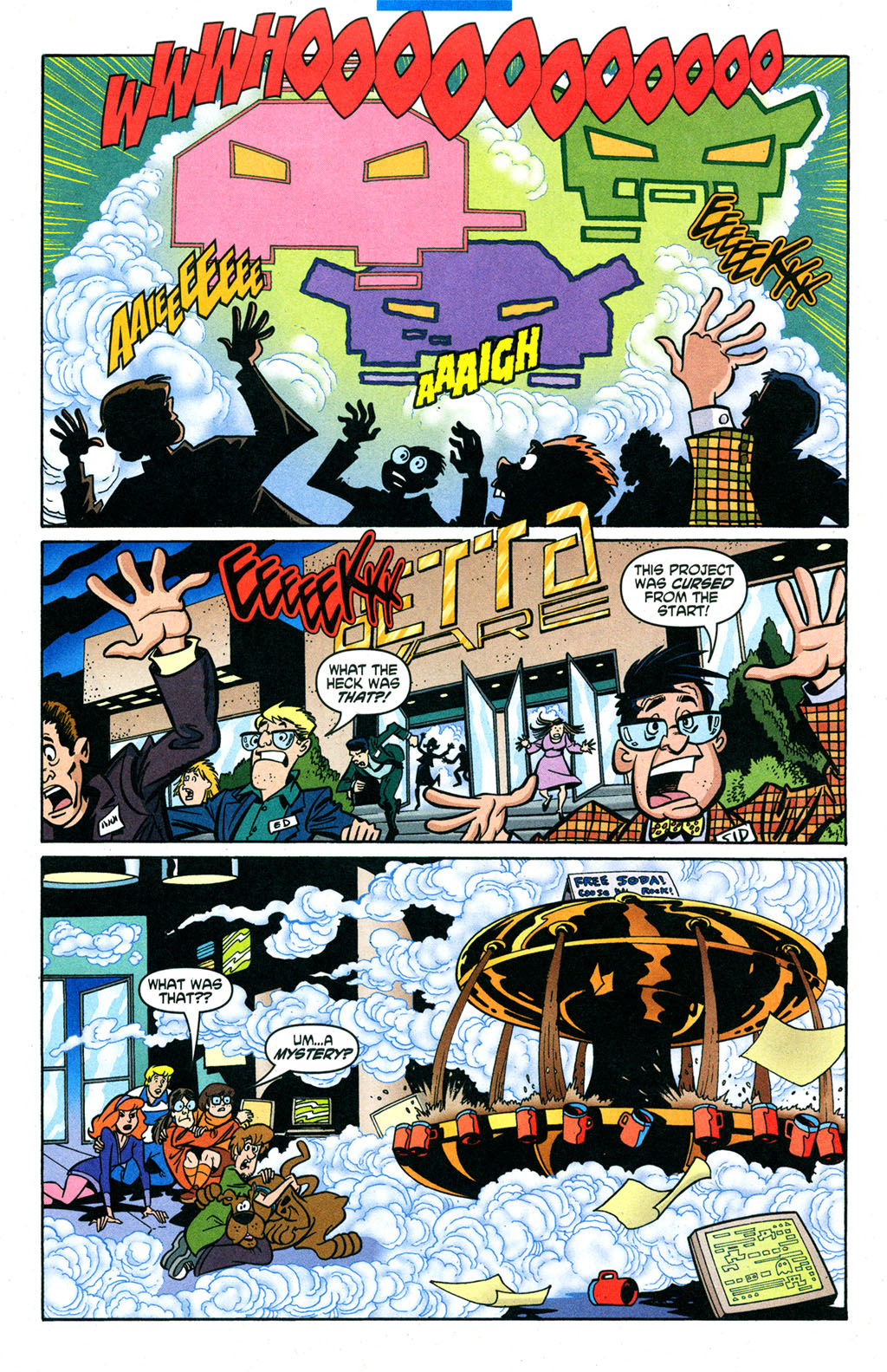 Read online Scooby-Doo (1997) comic -  Issue #95 - 5