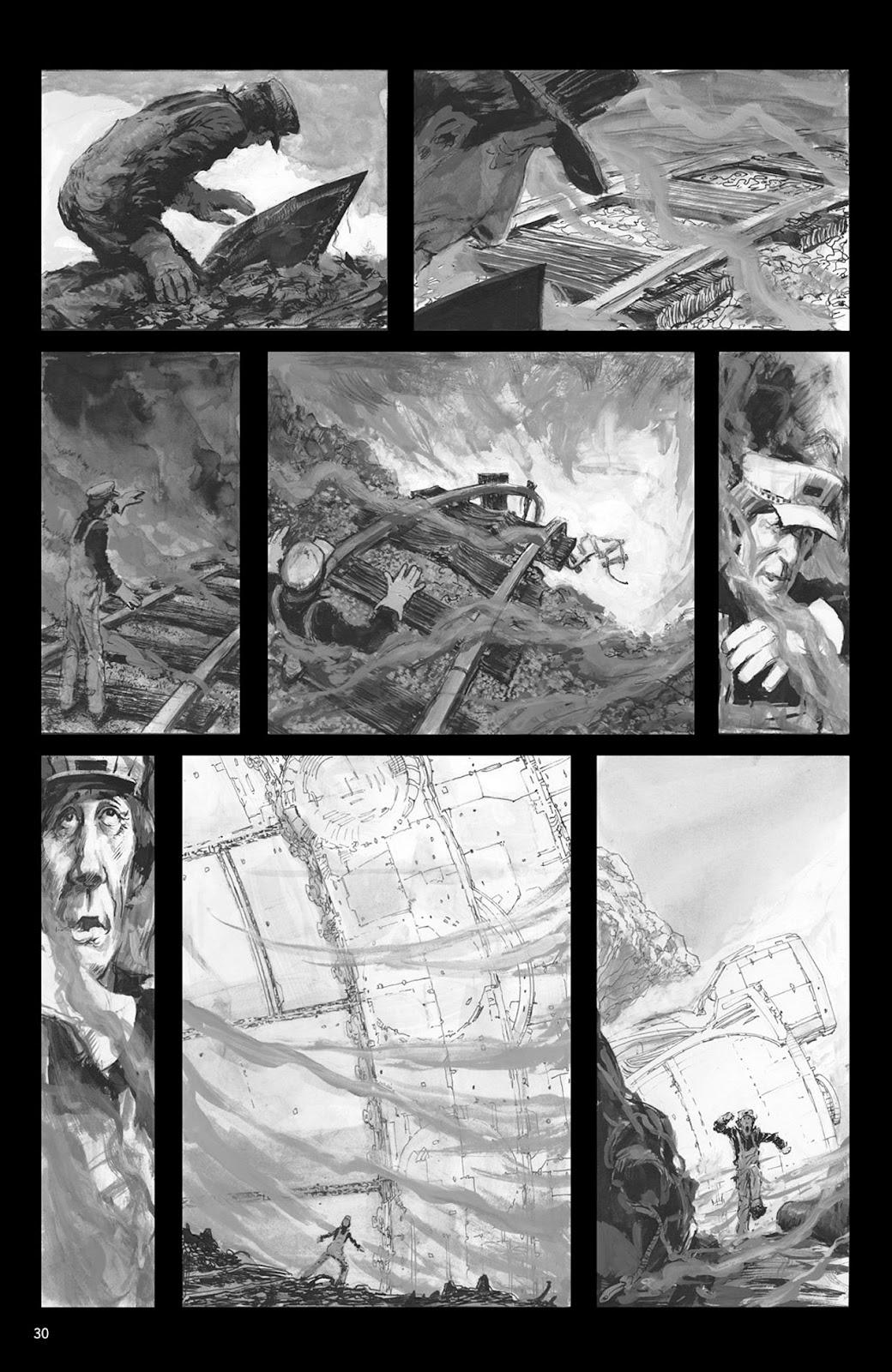 Creepy (2009) Issue #6 #6 - English 32
