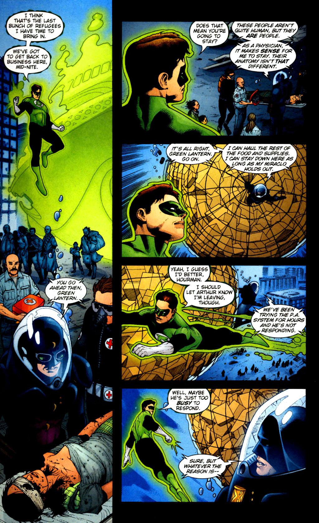Read online Aquaman (2003) comic -  Issue #38 - 5