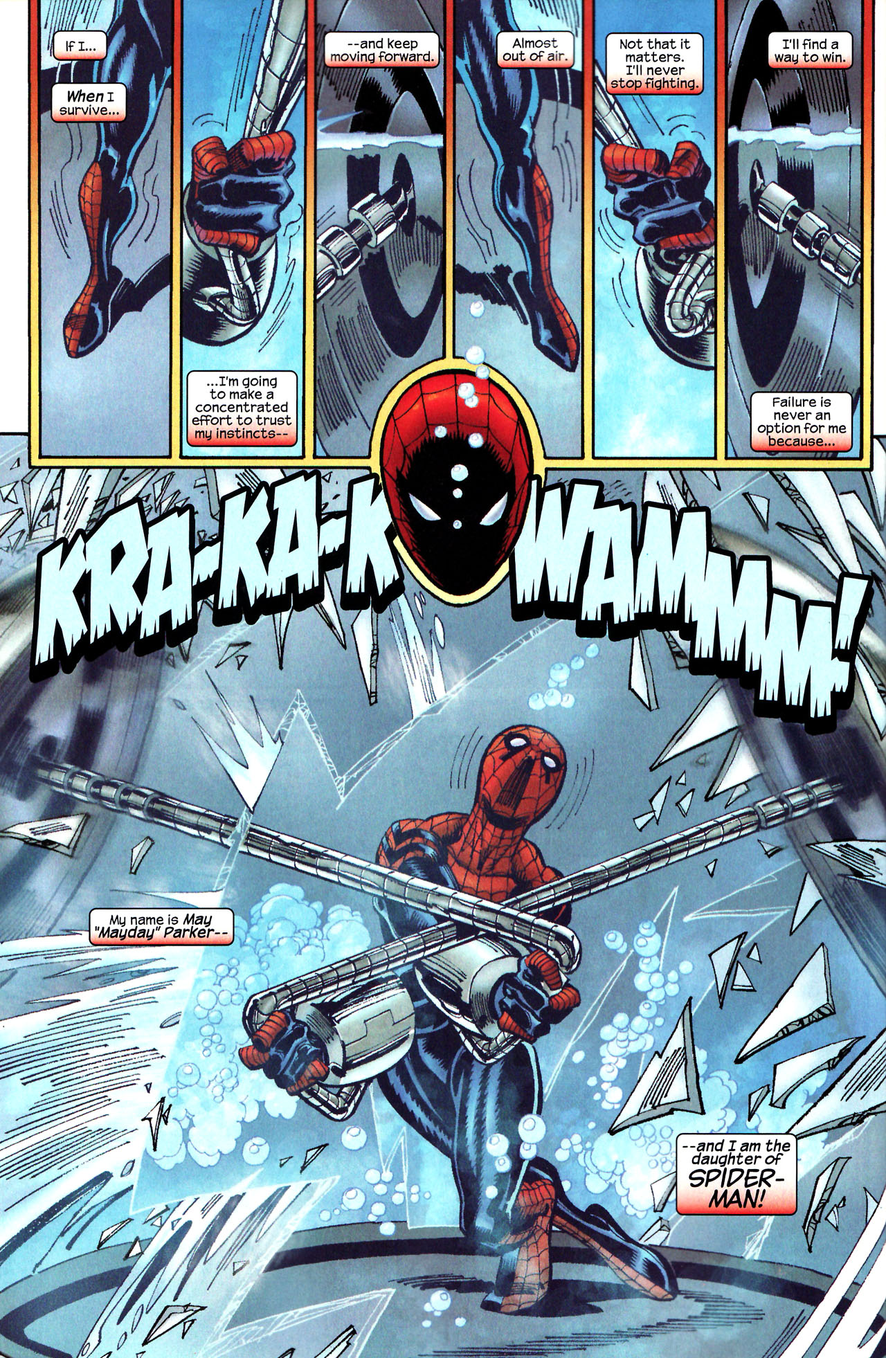 Amazing Spider-Girl #15 #16 - English 35