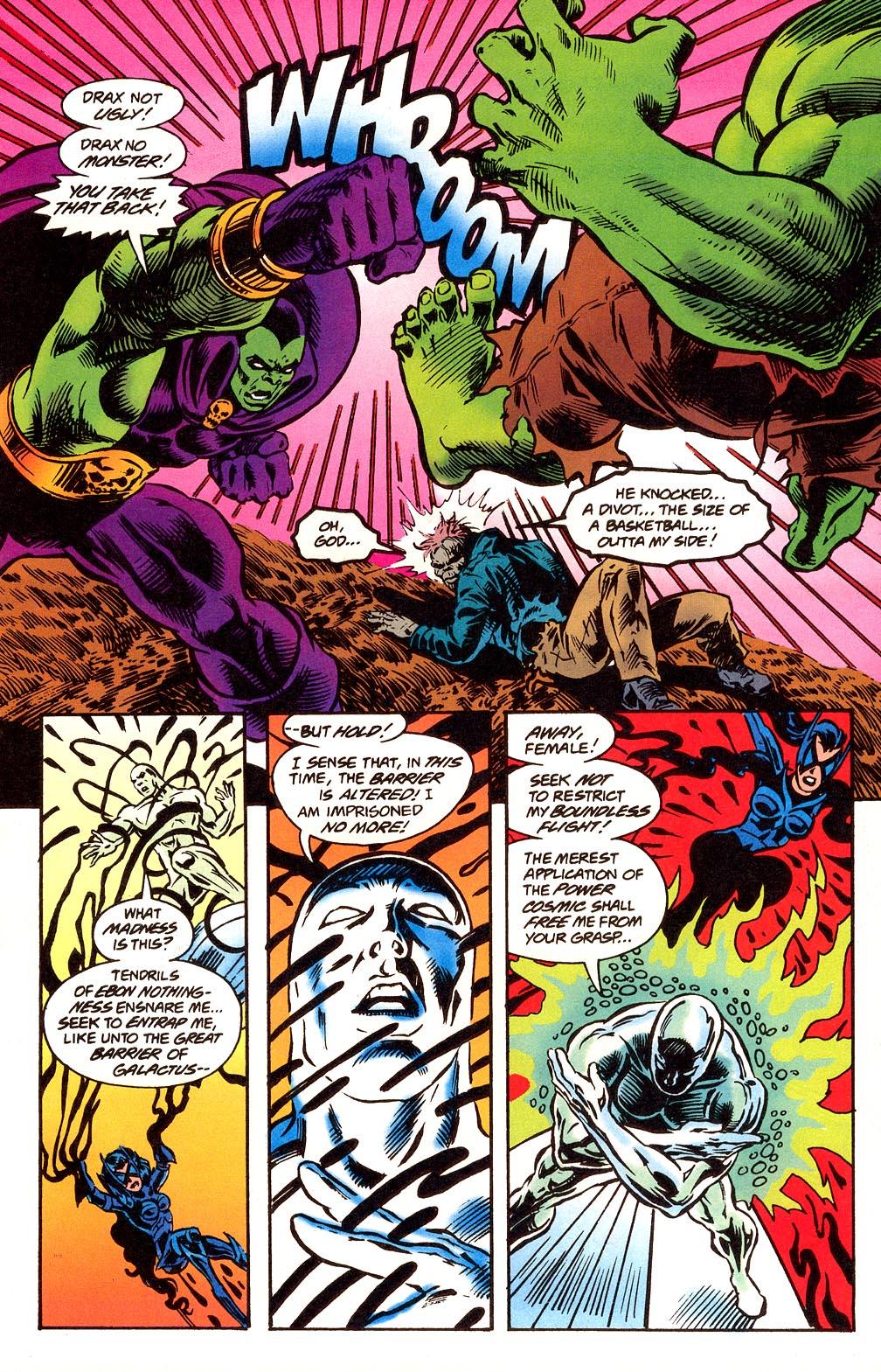Read online Secret Defenders comic -  Issue #24 - 8