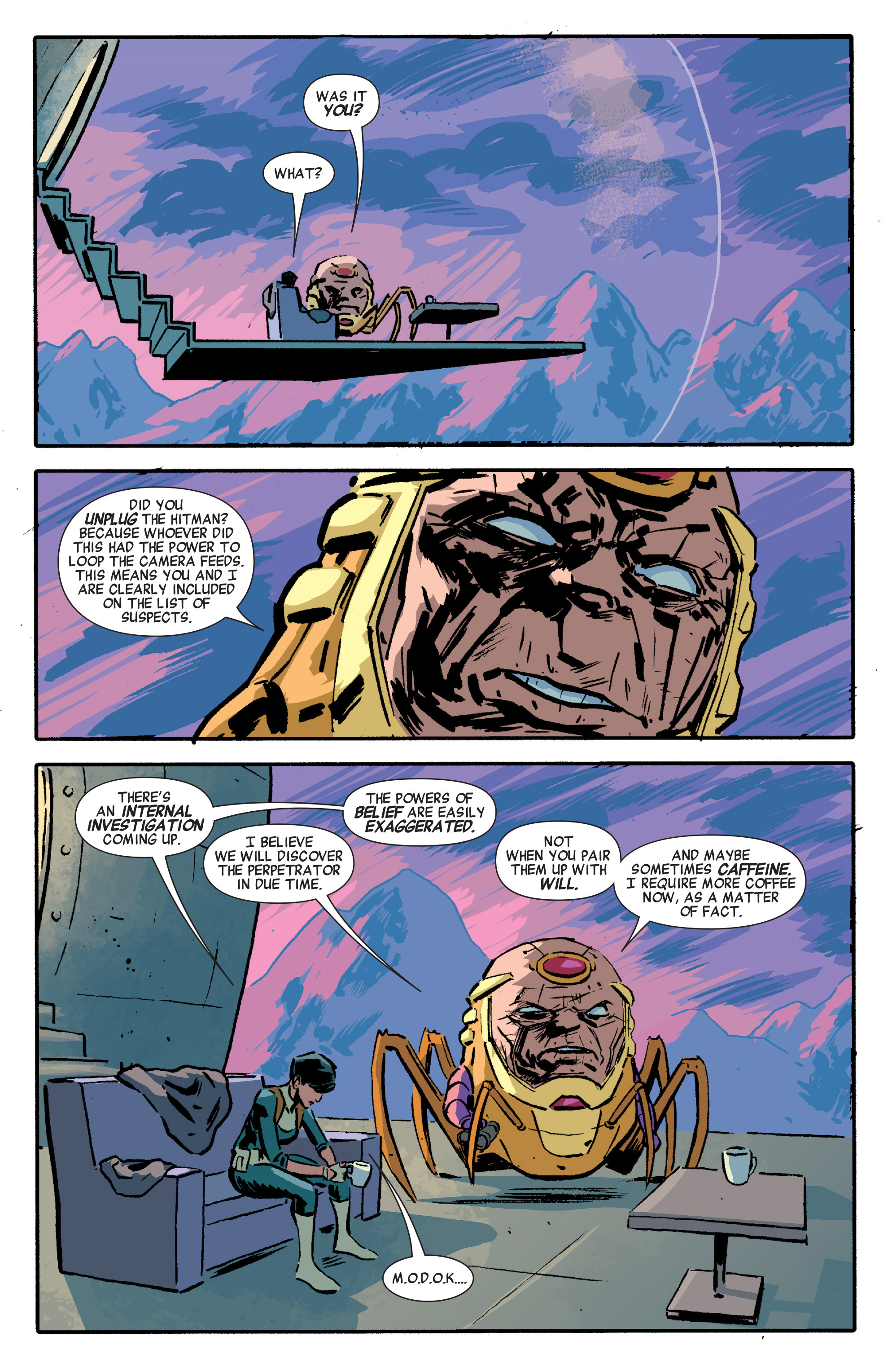 Read online Secret Avengers (2014) comic -  Issue #5 - 15