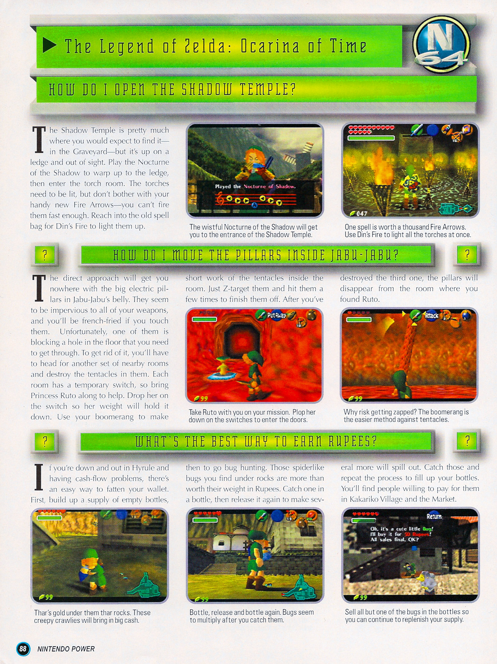 Nintendo Power #127 #127 - English 112