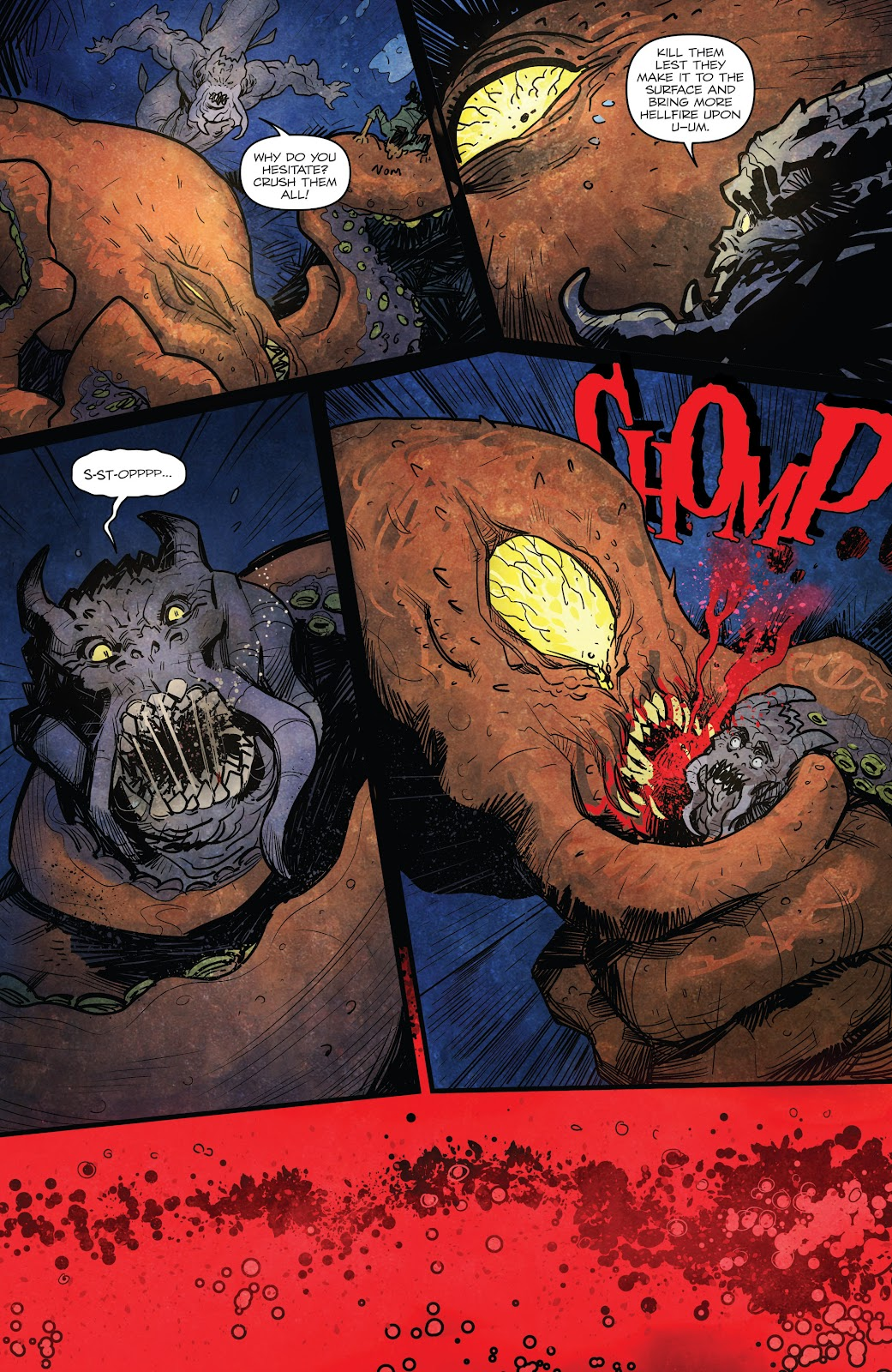 Zombies vs Robots (2015) Issue #5 Page 8