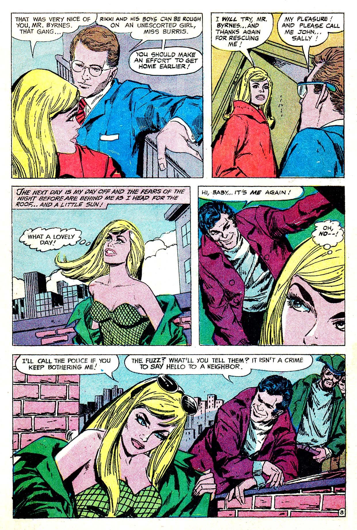 Read online Secret Hearts comic -  Issue #135 - 5