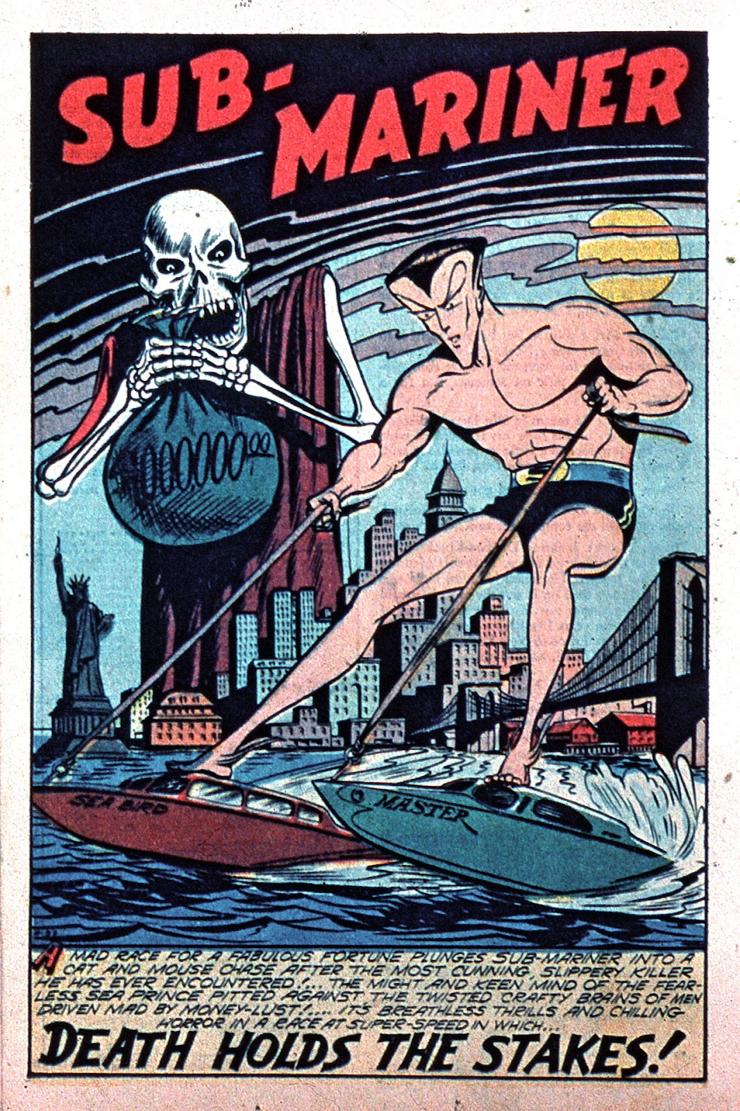 Sub-Mariner Comics Issue #15 #15 - English 30