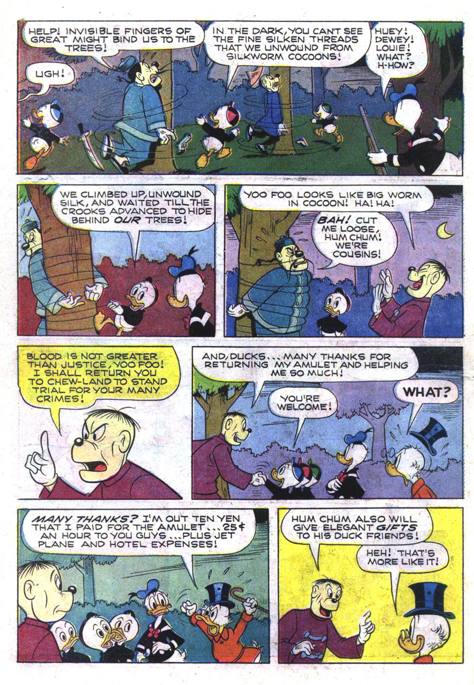 Uncle Scrooge (1953) Issue #74 #74 - English 26