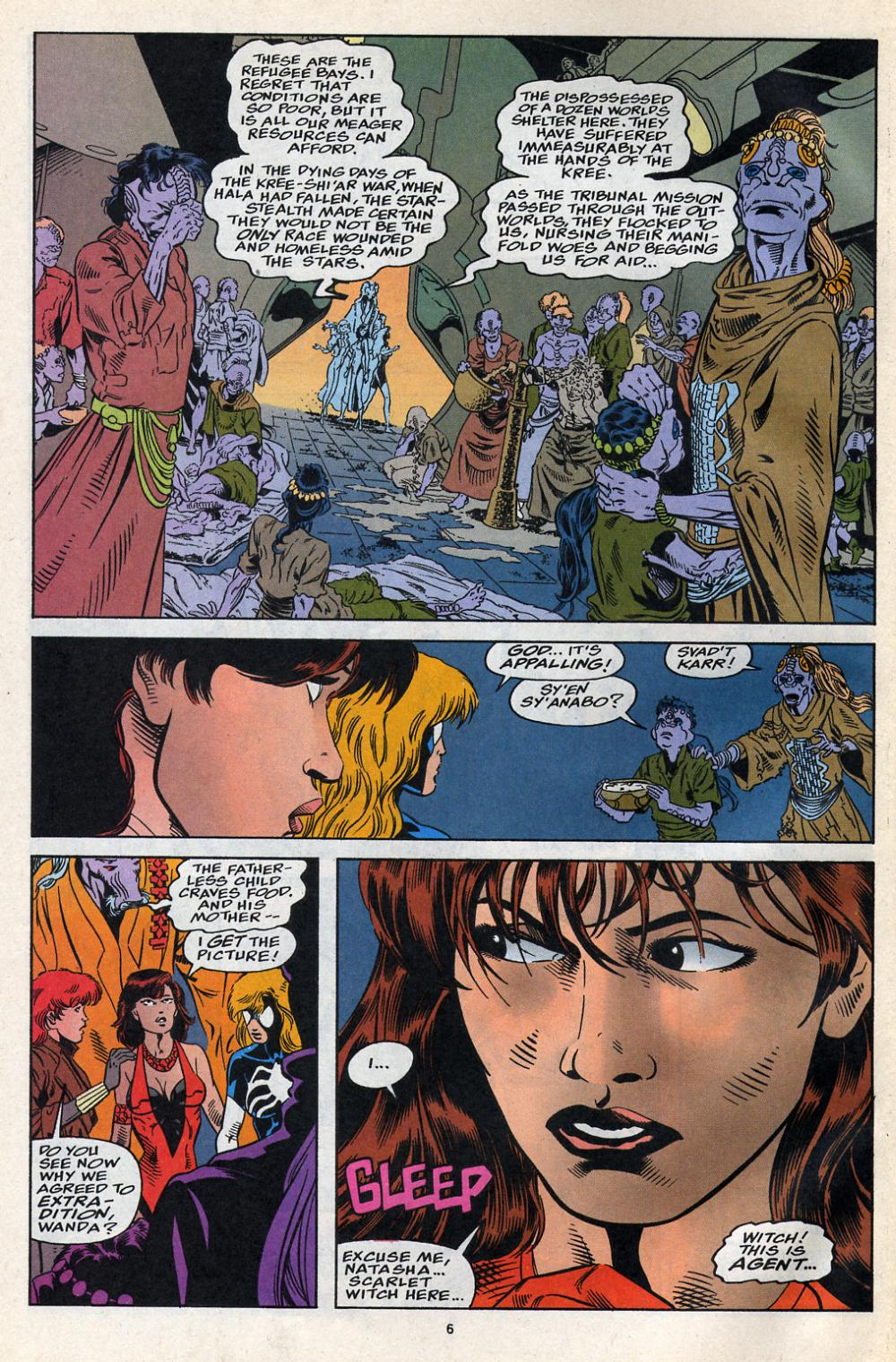 Force Works Issue #14 #14 - English 6