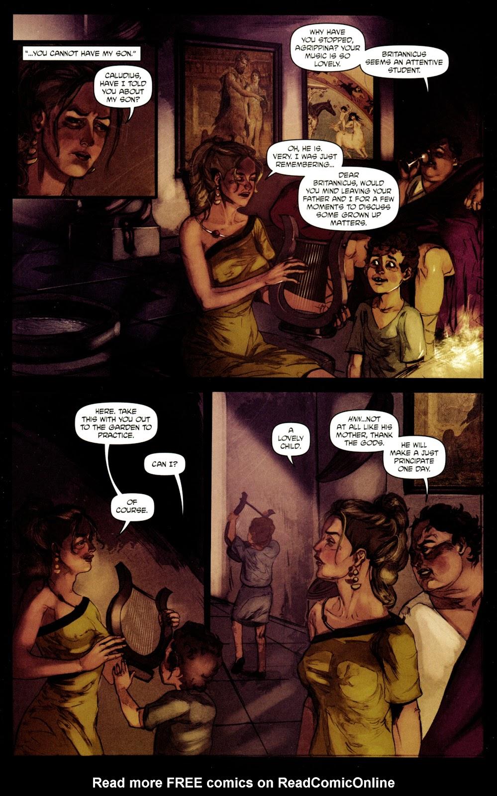 Caligula: Heart of Rome Issue #4 #4 - English 16