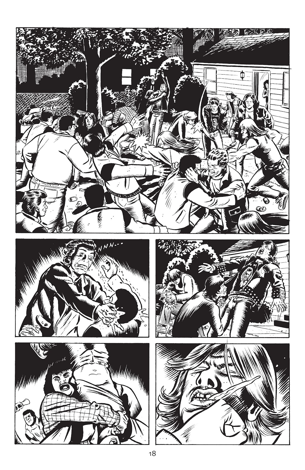 Stray Bullets Issue #33 #33 - English 20
