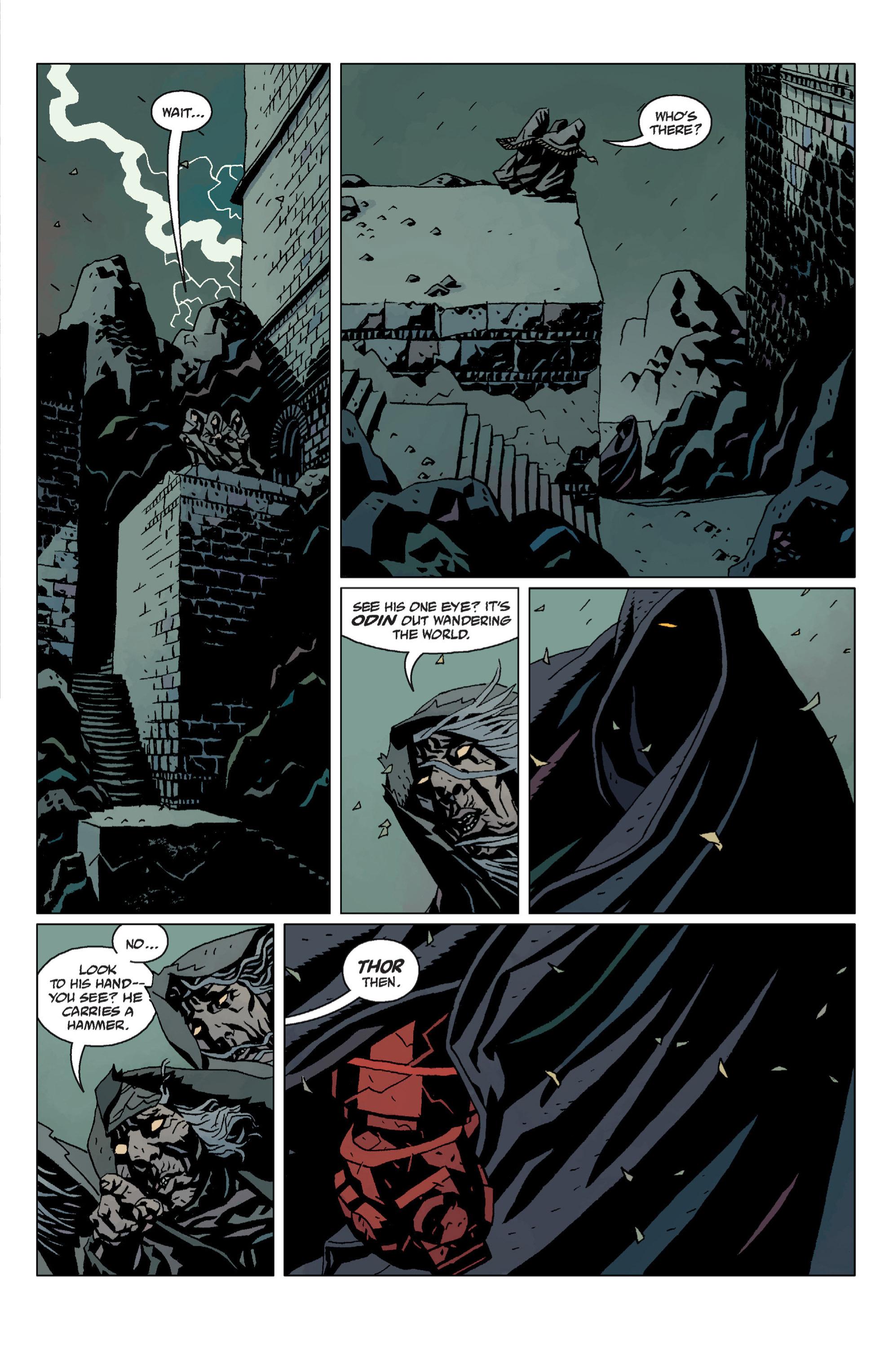 Hellboy chap 12 pic 90