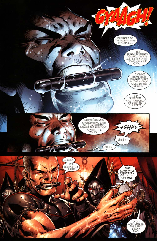 Read online Scion comic -  Issue #18 - 5
