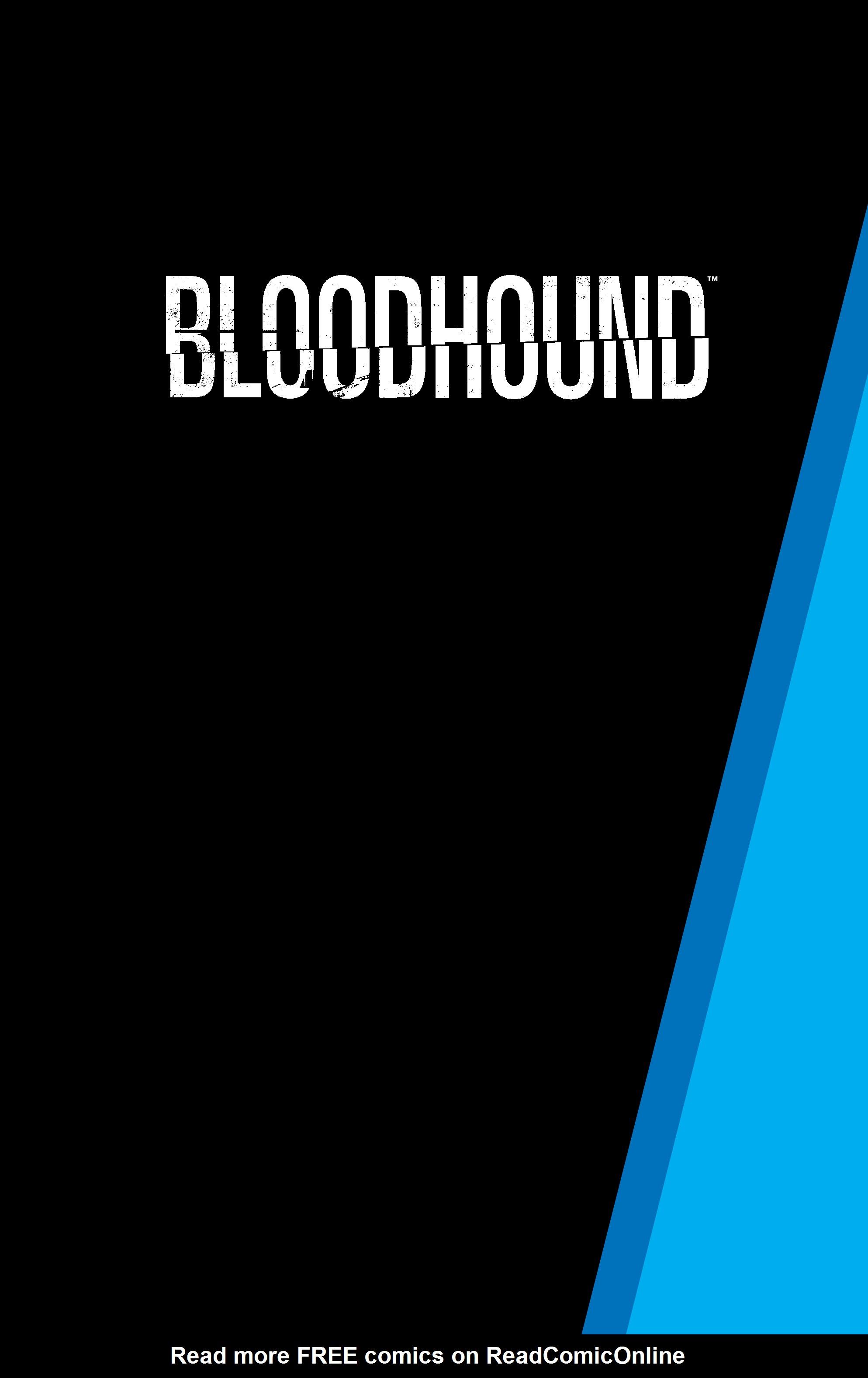 Bloodhound #TPB_1 #11 - English 3