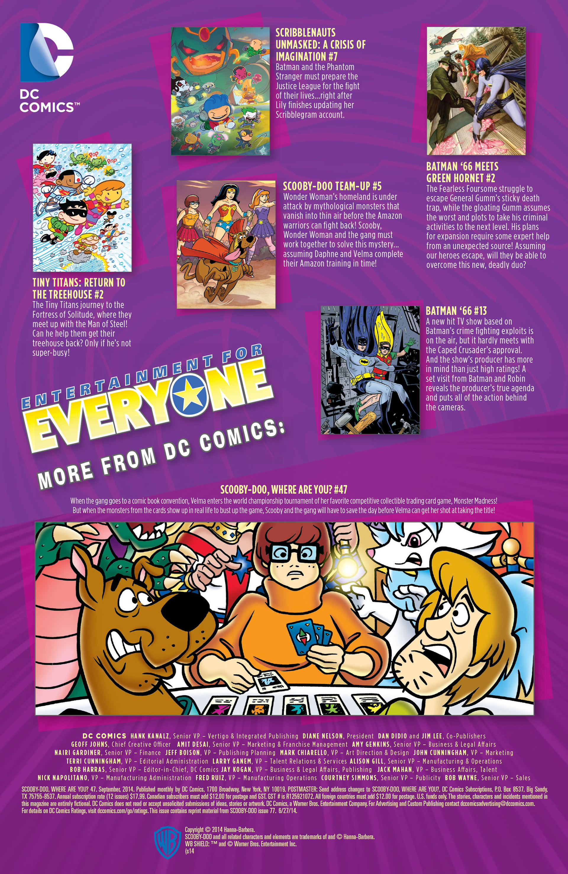 Read online Scooby-Doo: Where Are You? comic -  Issue #47 - 24