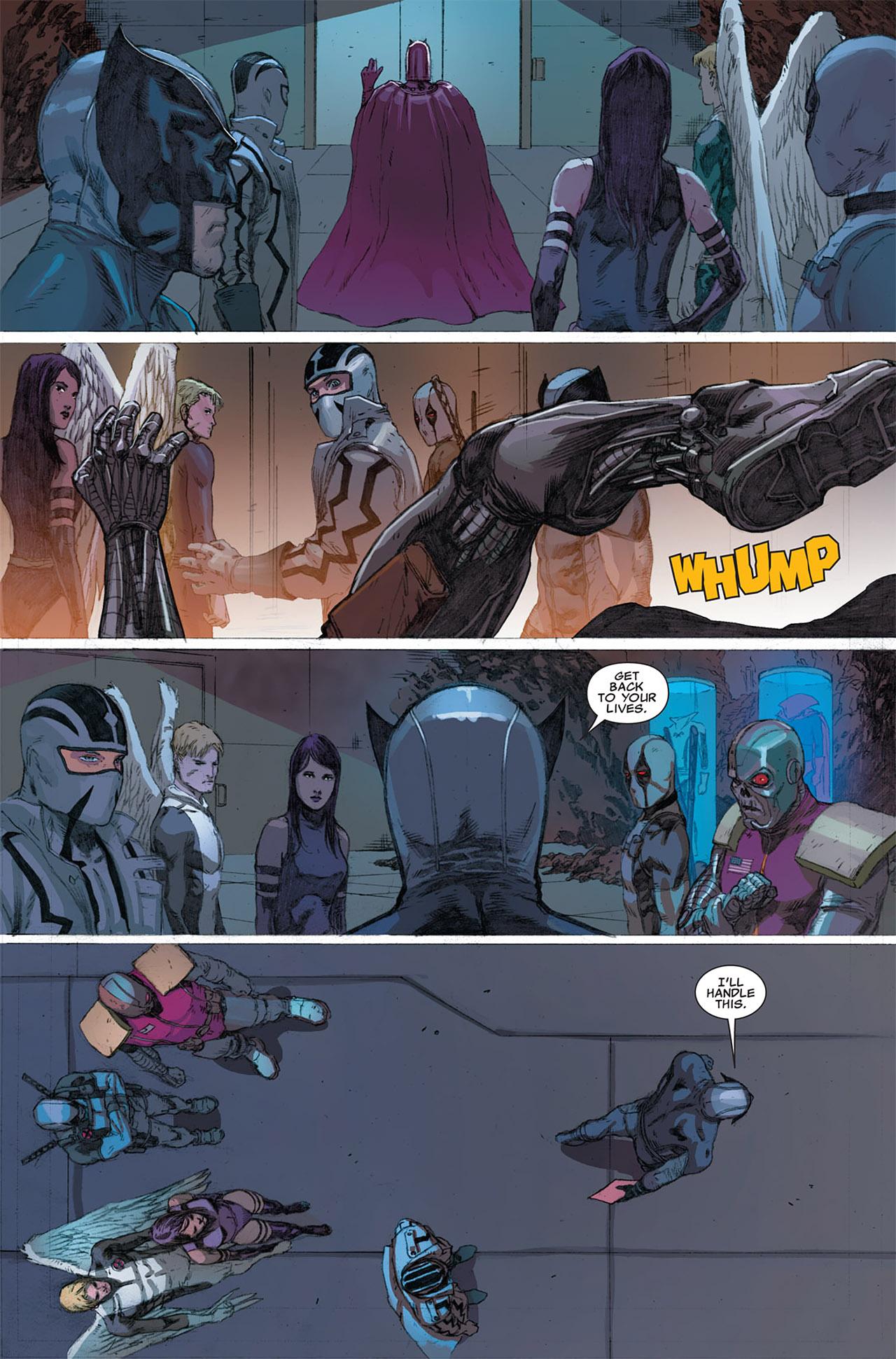 Uncanny X-Force (2010) #9 #28 - English 15