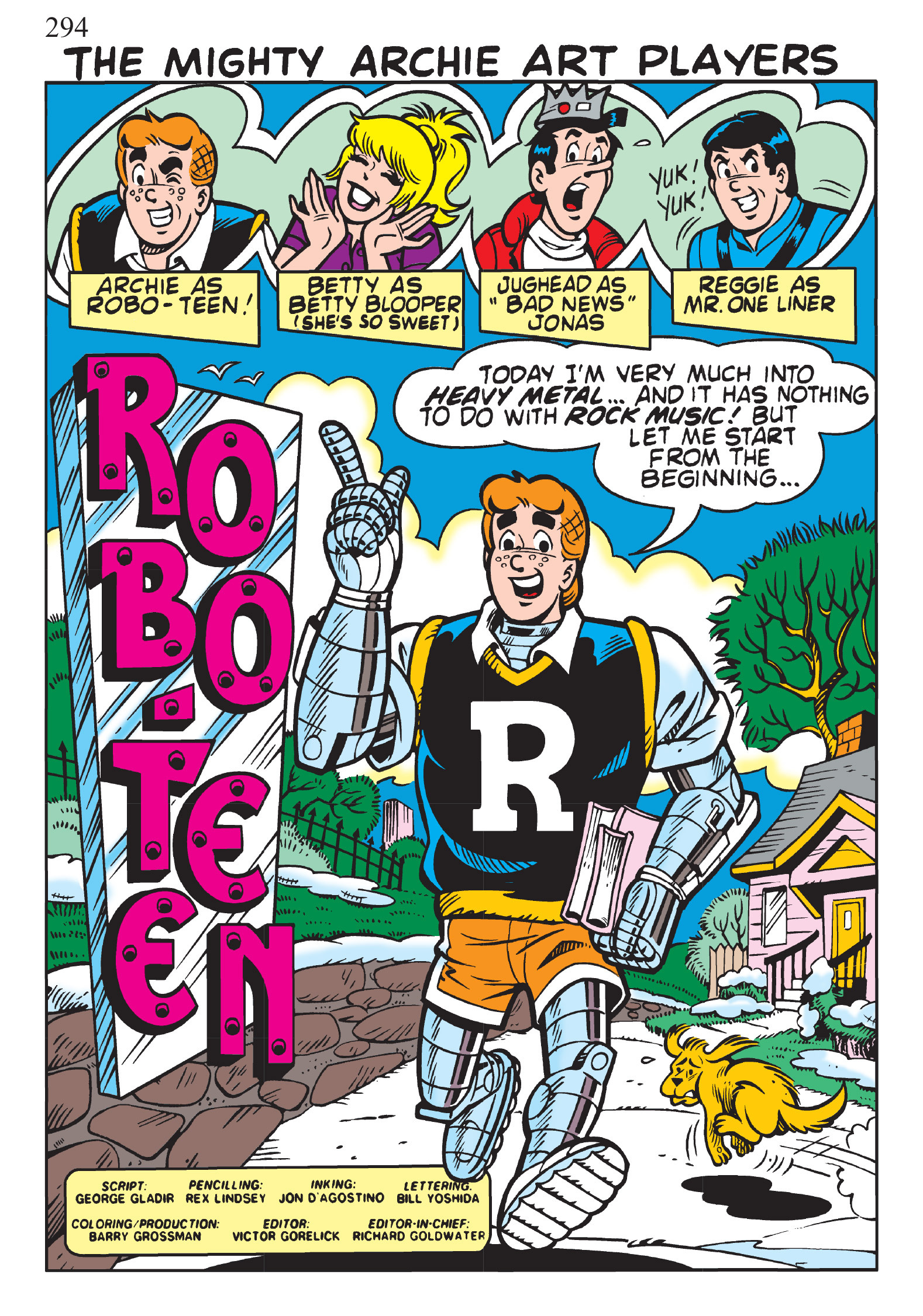 Read online The Best of Archie Comics comic -  Issue # TPB 1 (Part 2) - 66