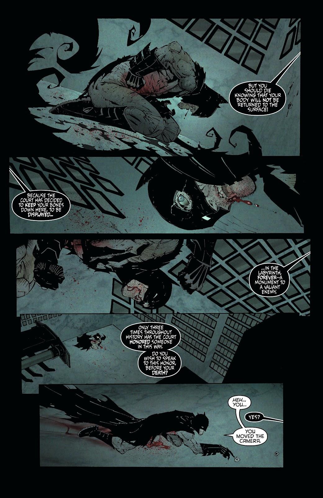 Batman (2011) Issue #6 #21 - English 7