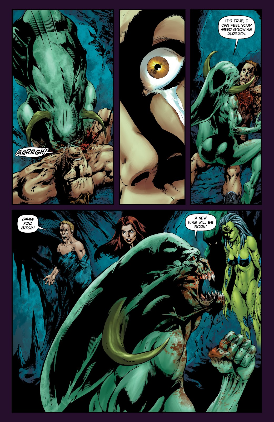 Webwitch (2015) Issue #4 #4 - English 22