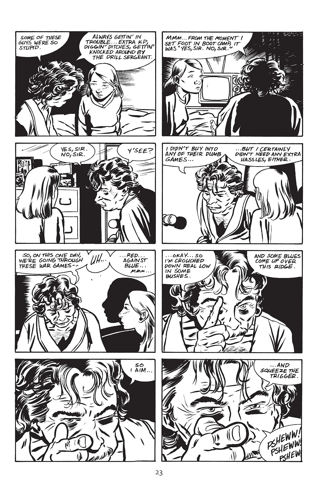 Stray Bullets Issue #7 #7 - English 25