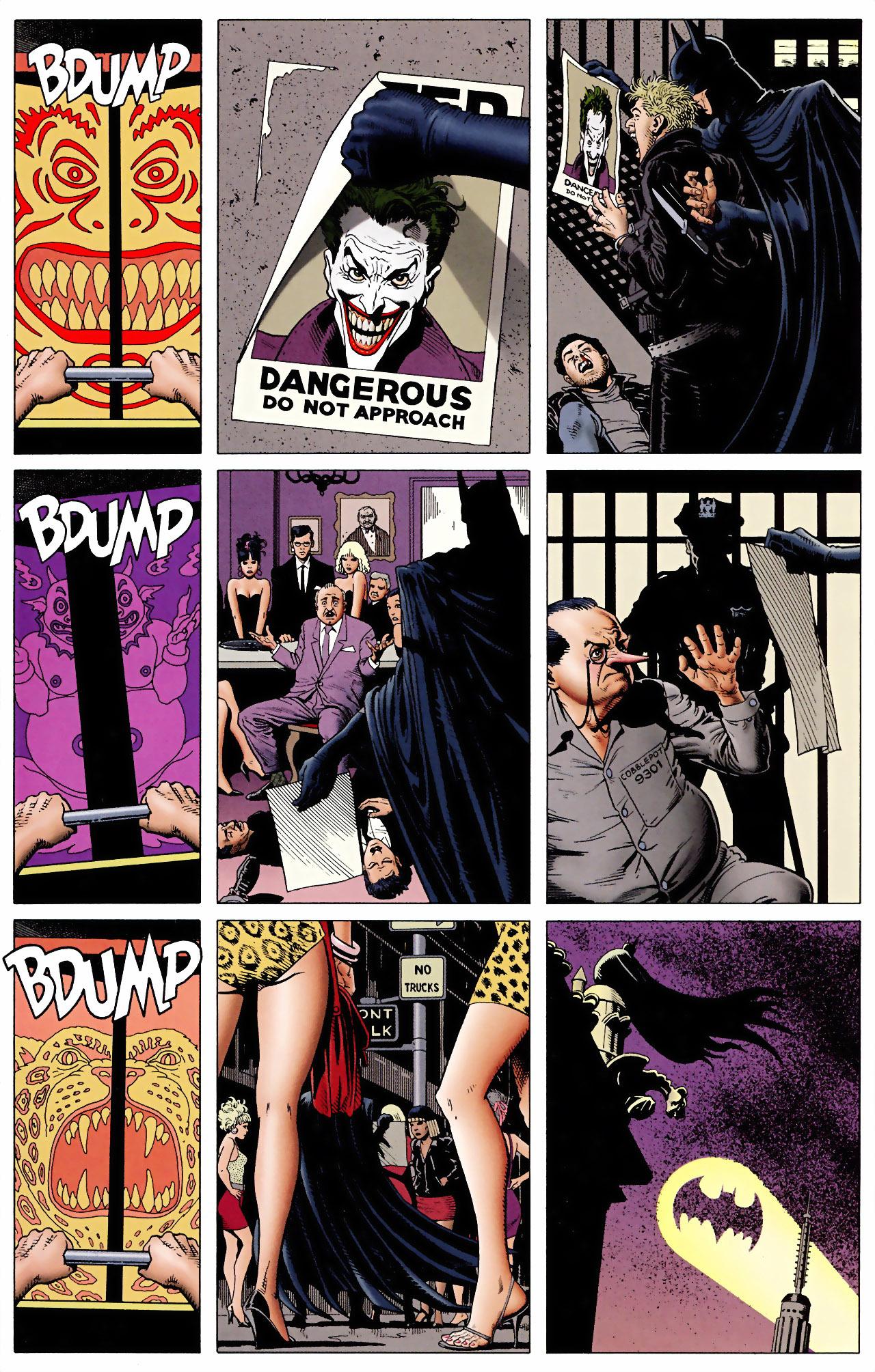 Batman: The Killing Joke chap 1 pic 32