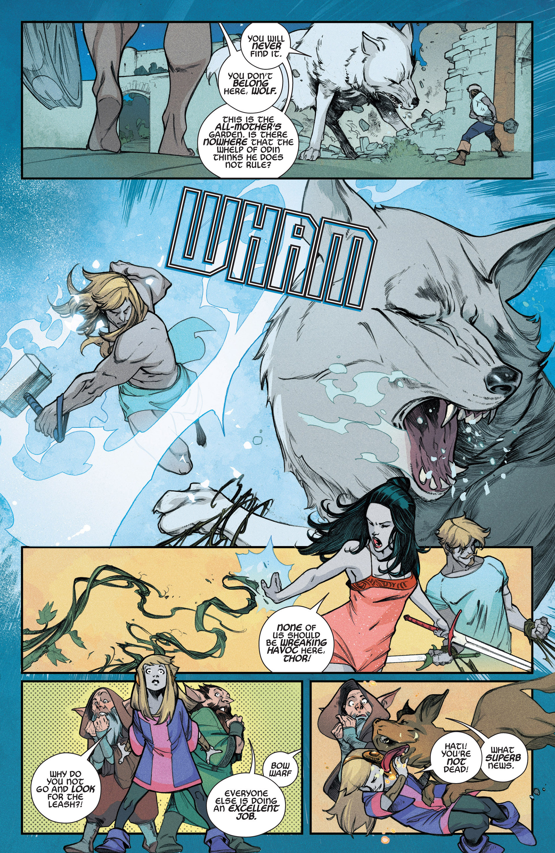 Read online Journey into Mystery (2011) comic -  Issue #651 - 17