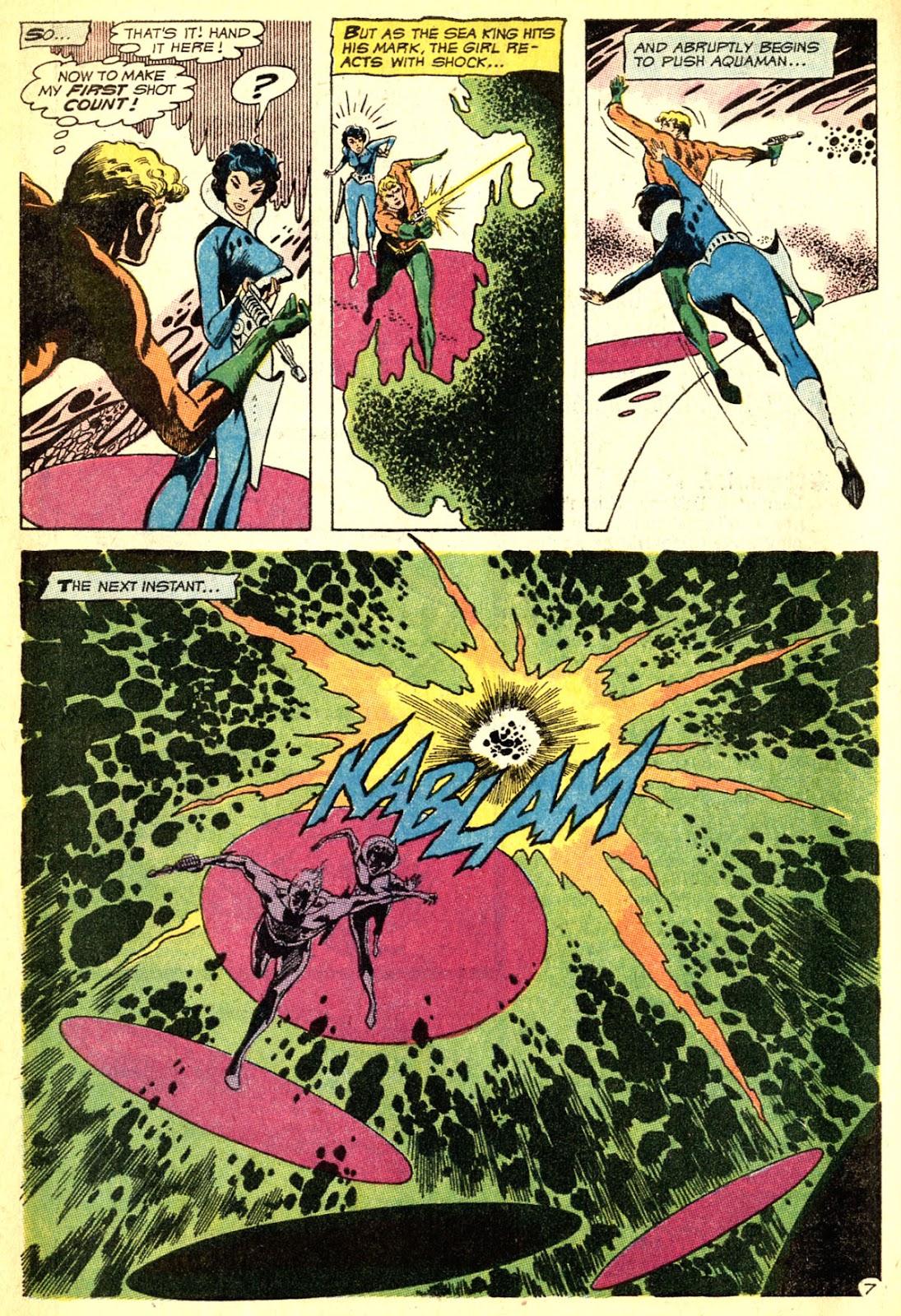 Aquaman (1962) Issue #50 #50 - English 10
