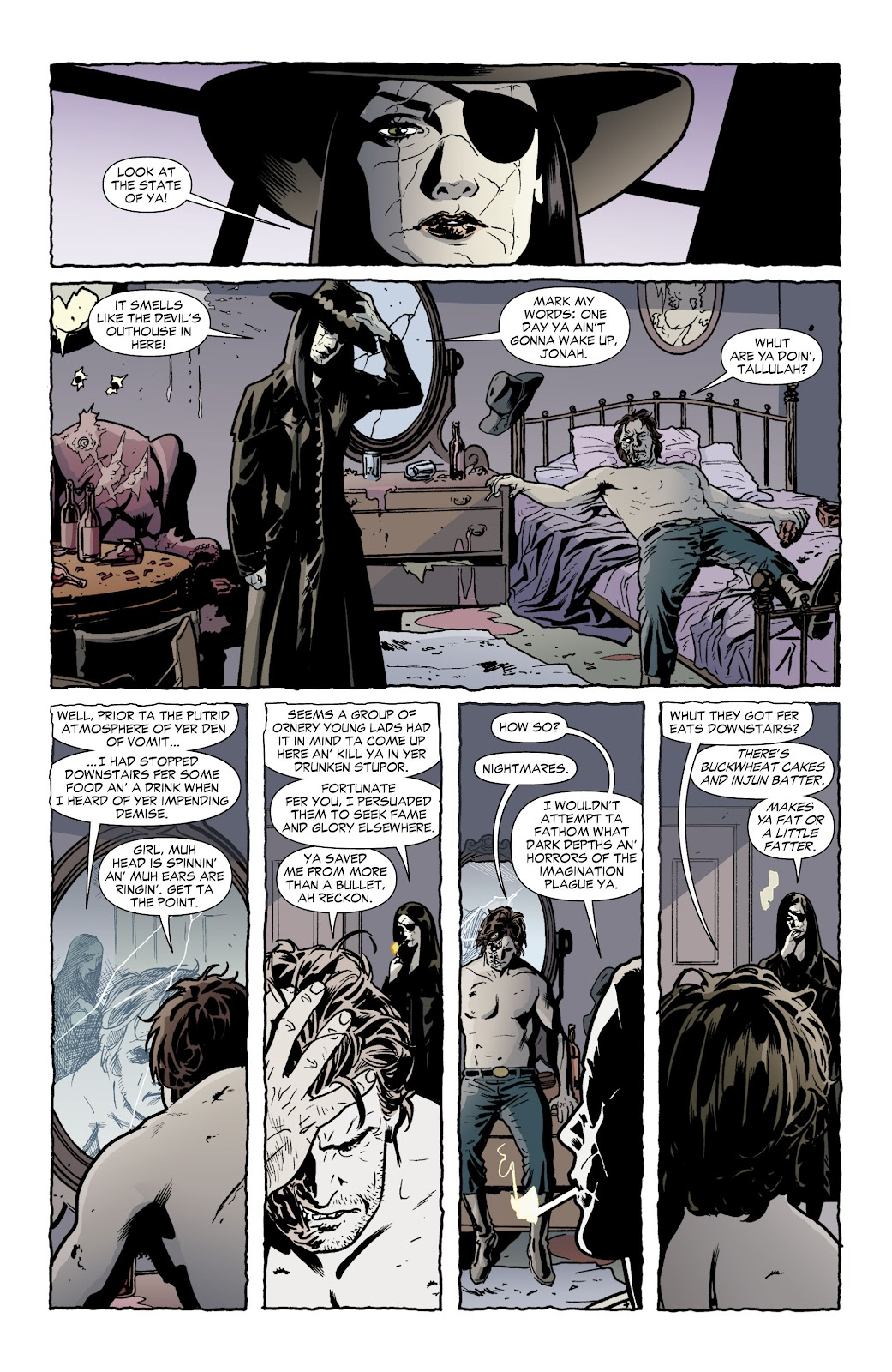 Jonah Hex (2006) Issue #70 #70 - English 13