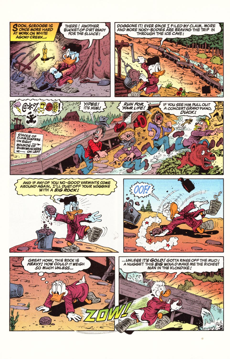 Uncle Scrooge (1953) Issue #292 #292 - English 24