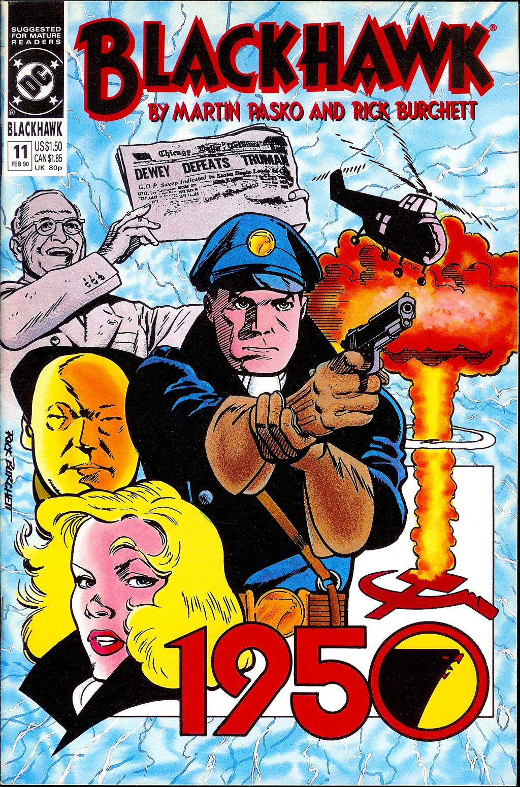 Blackhawk (1989) 11 Page 1