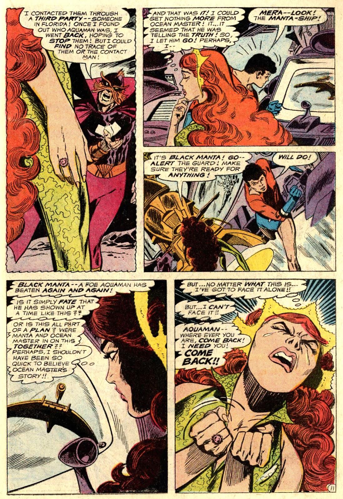 Aquaman (1962) Issue #51 #51 - English 15