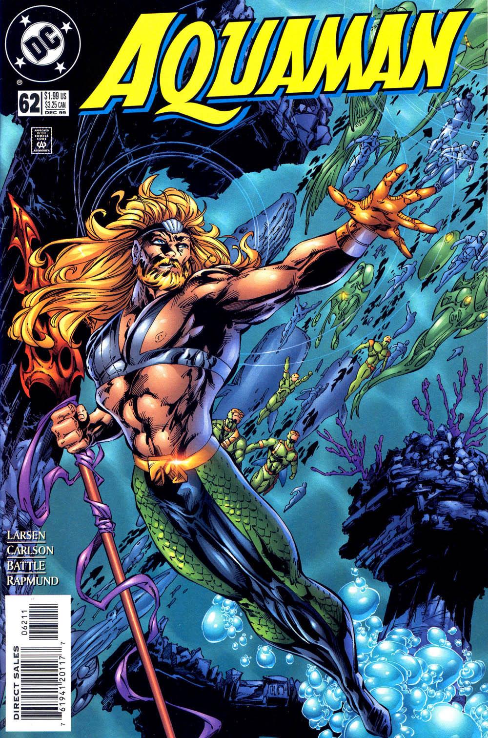 Aquaman (1994) Issue #62 #68 - English 1