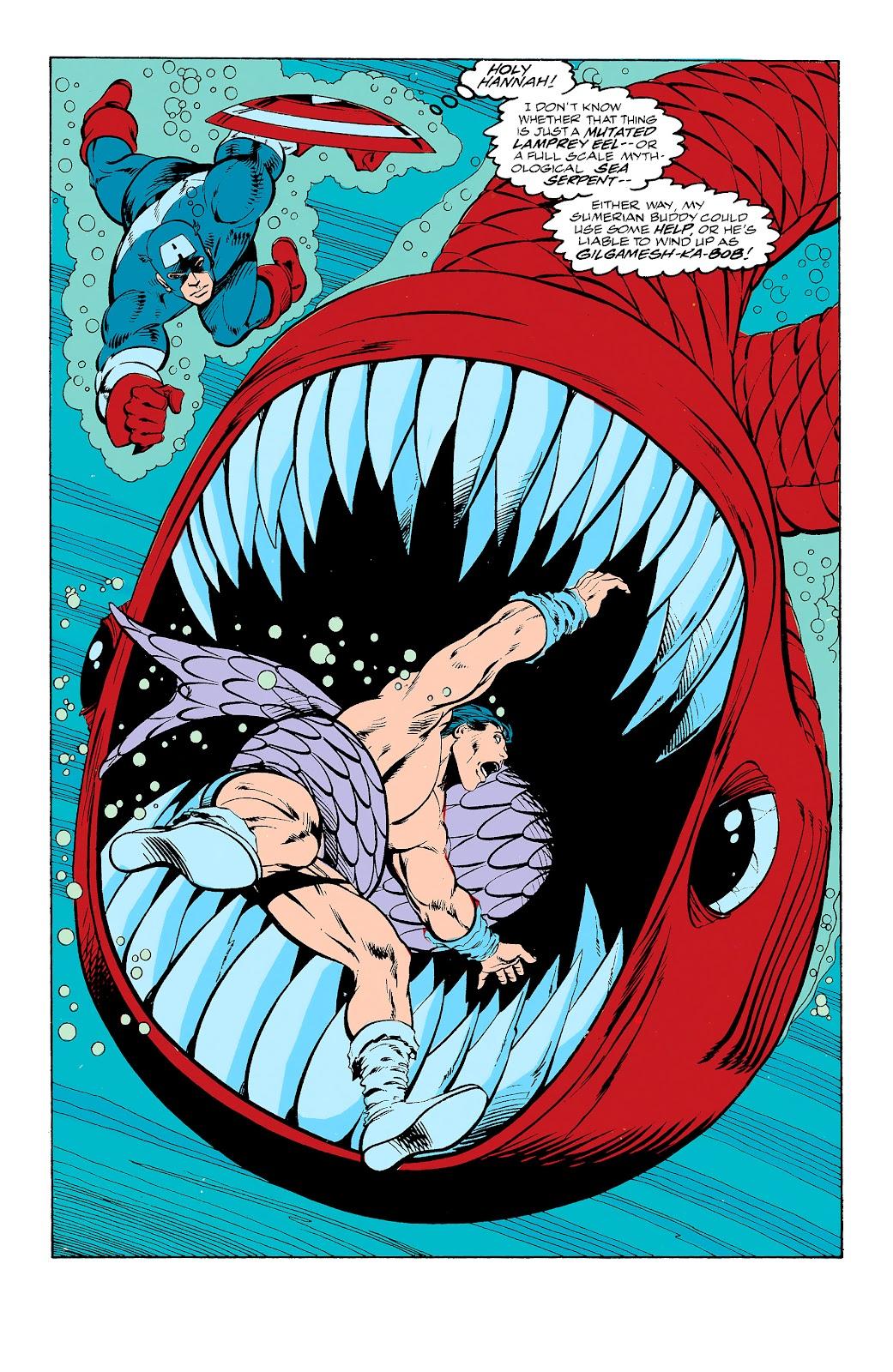Captain America (1968) _Annual 11 #11 - English 22