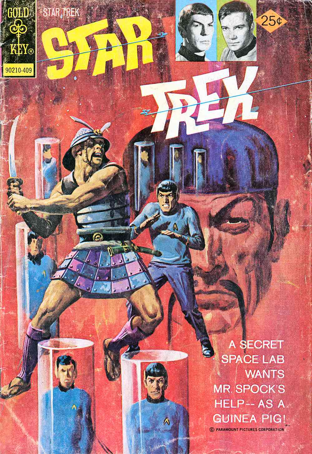 Star Trek (1967) Issue #26 #26 - English 1