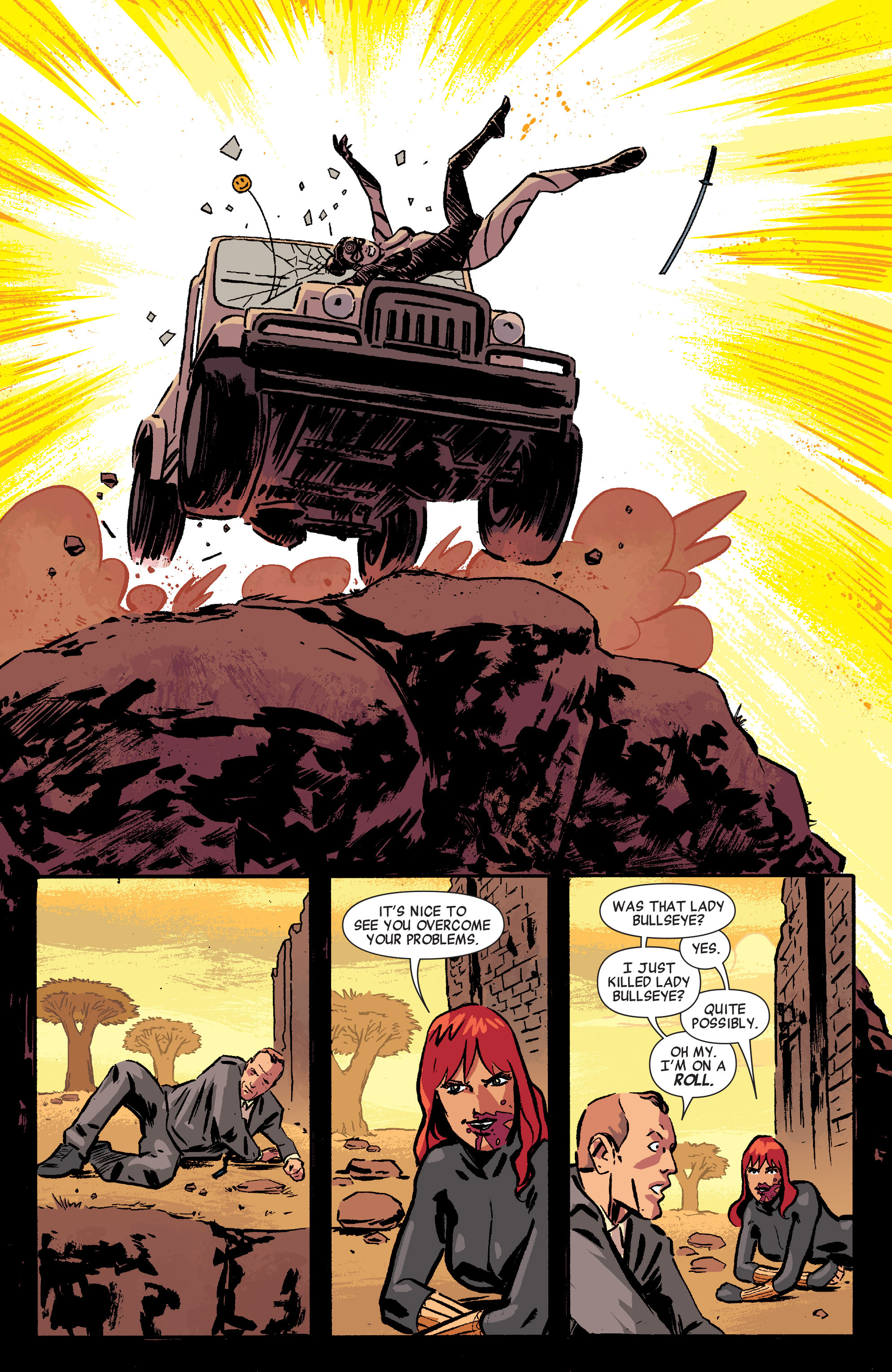 Read online Secret Avengers (2014) comic -  Issue #3 - 18
