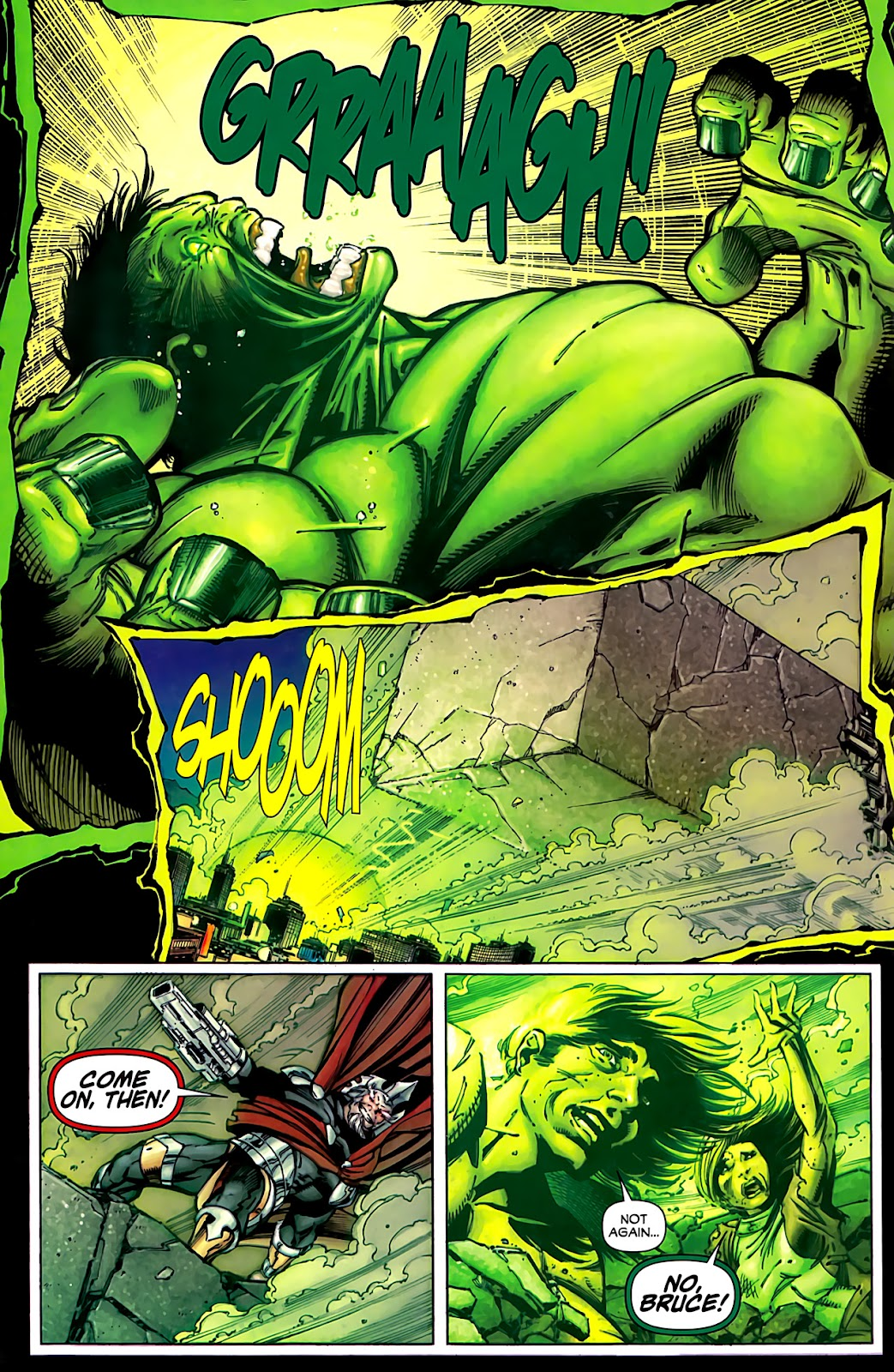 Incredible Hulks (2010) Issue #632 #22 - English 9