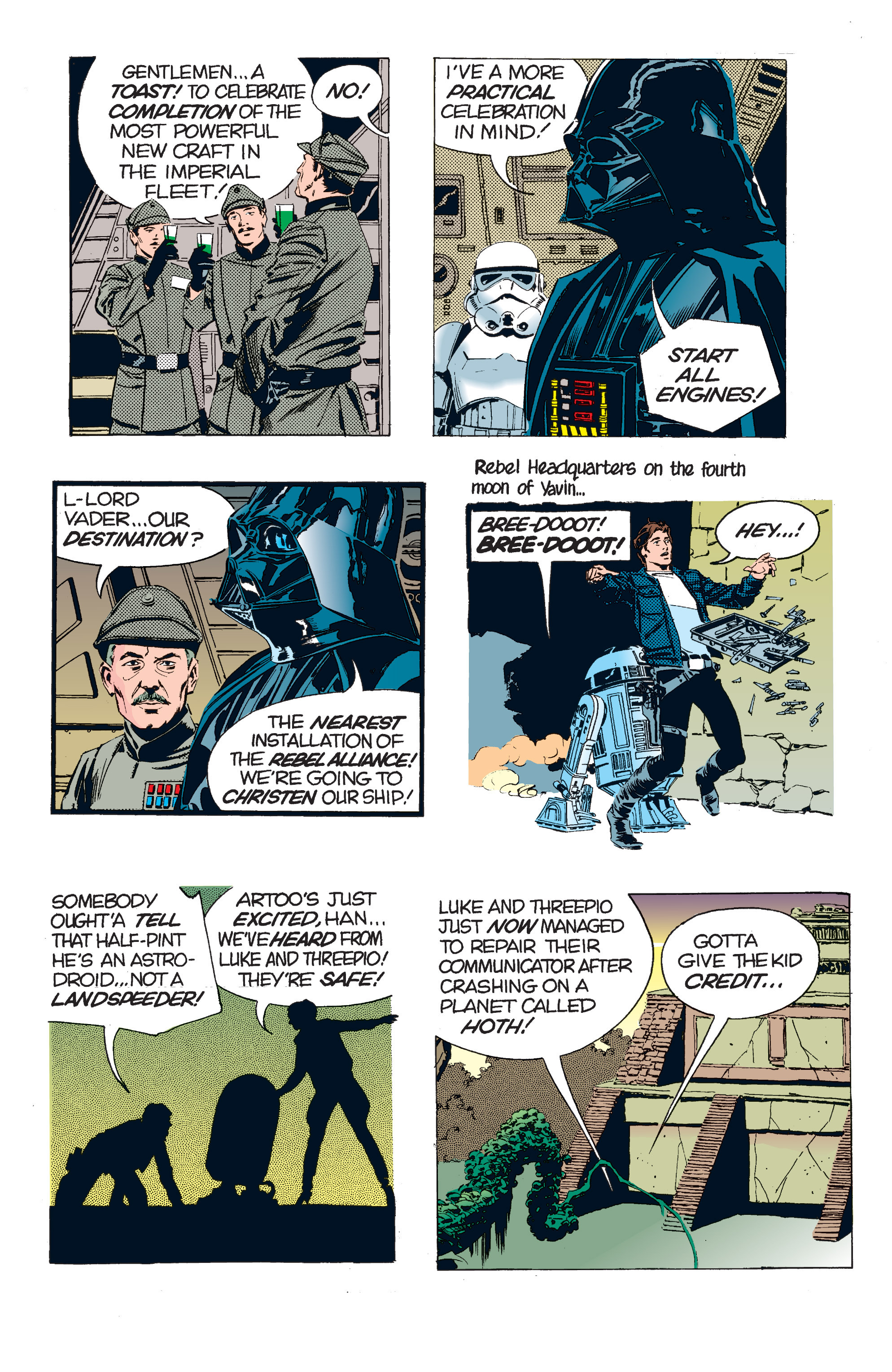Classic Star Wars #13 #13 - English 12