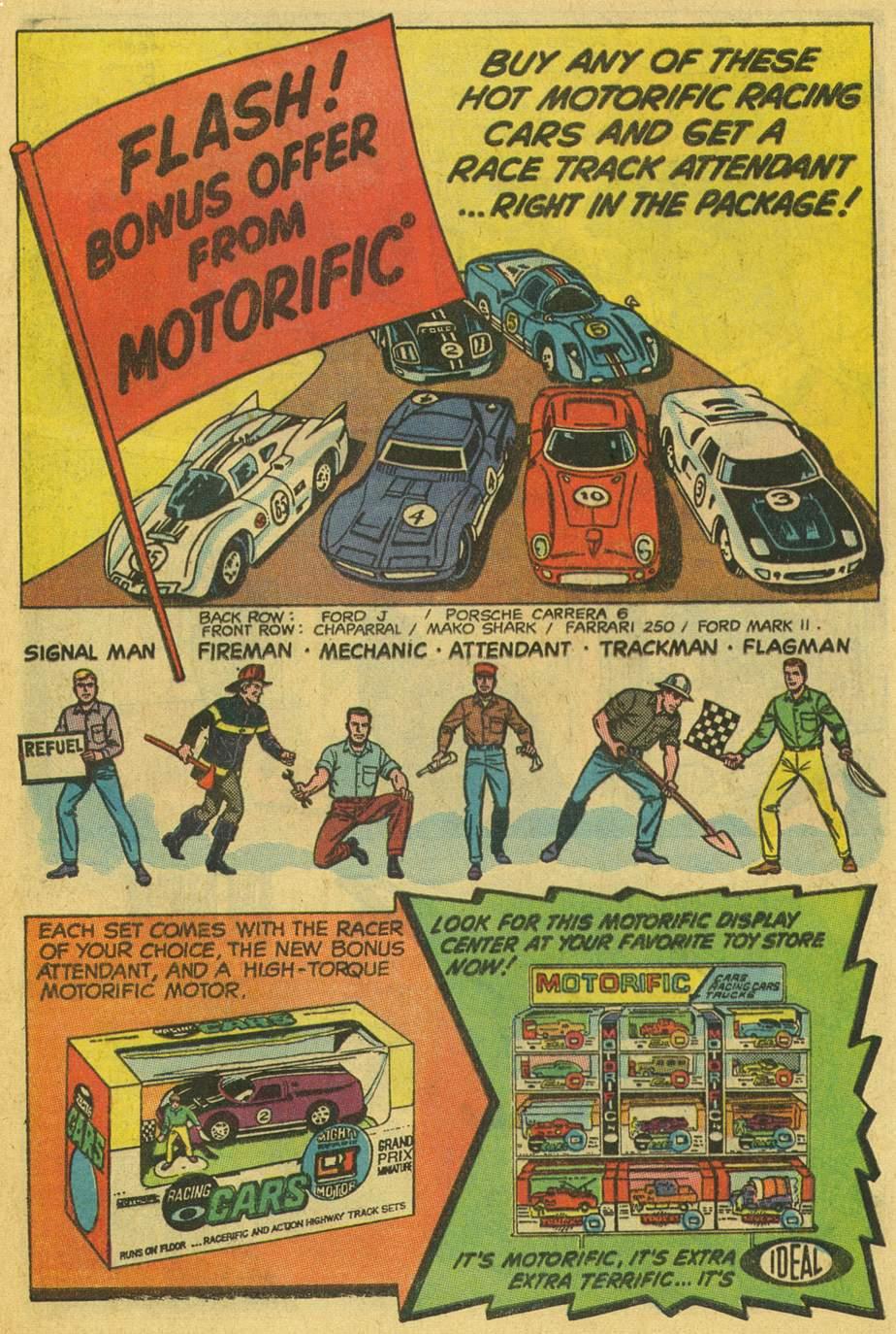 Aquaman (1962) Issue #45 #45 - English 9