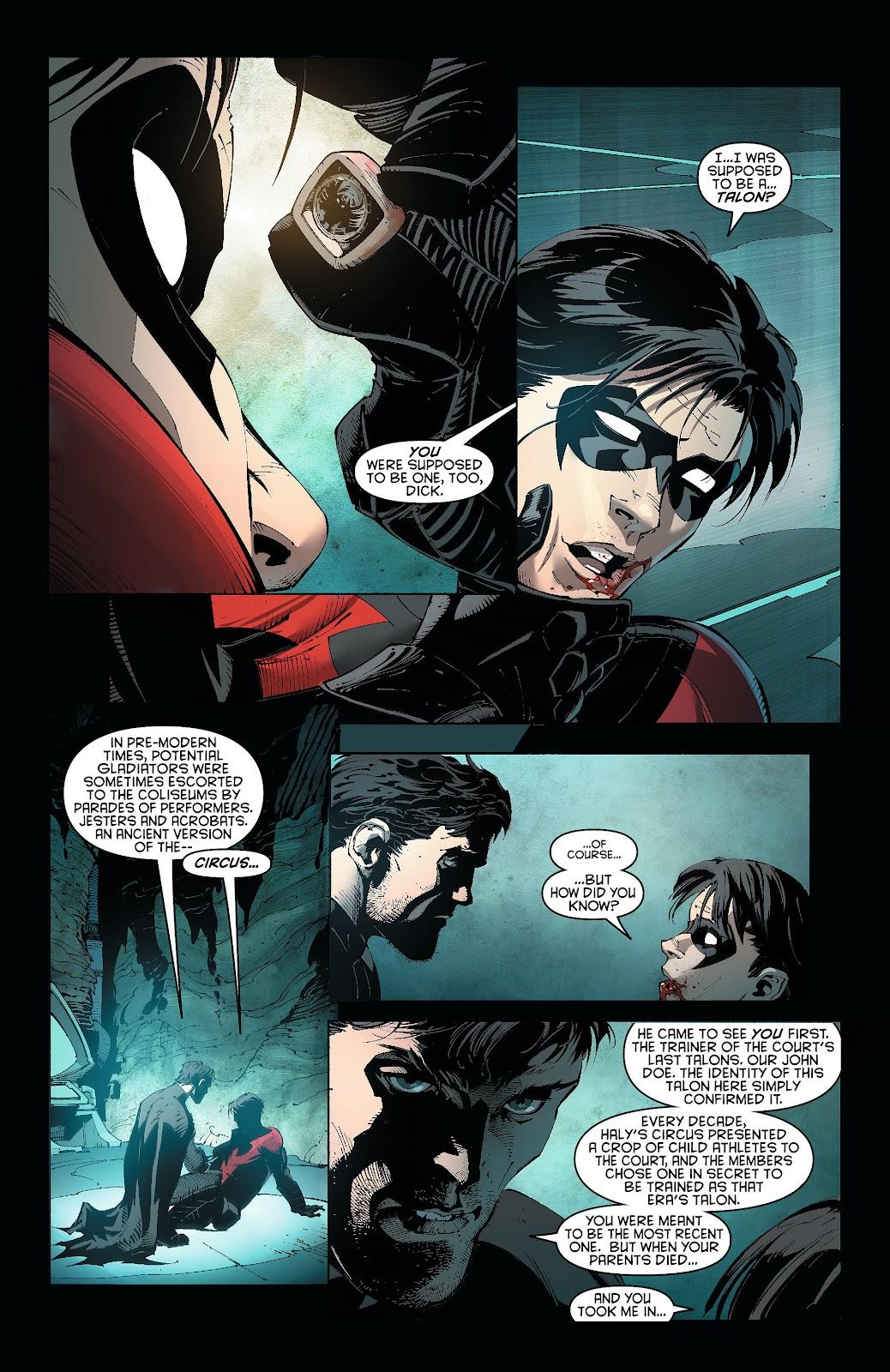 Batman (2011) Issue #7 #22 - English 21
