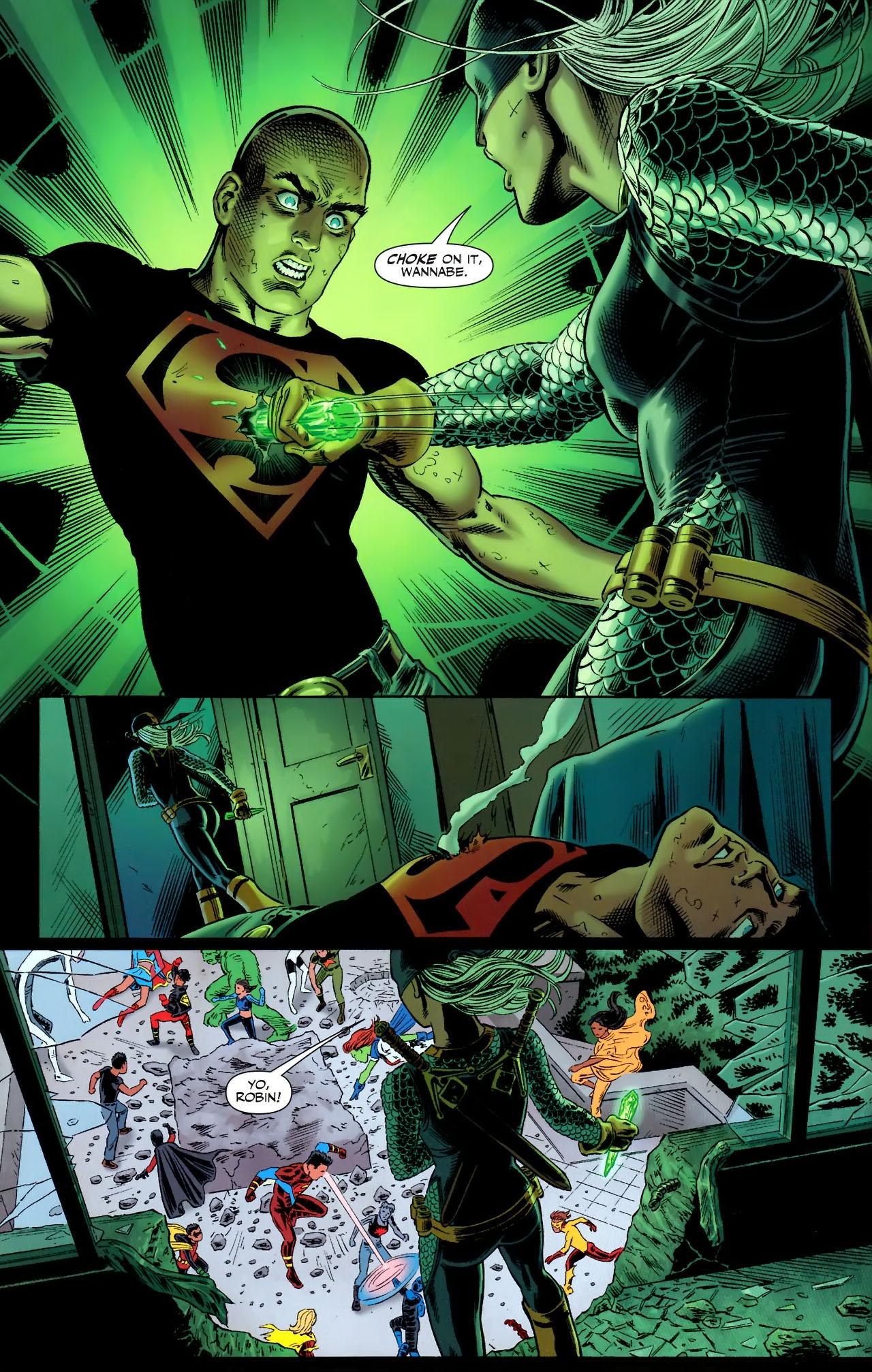 Teen Titans (2003) #100 #110 - English 17