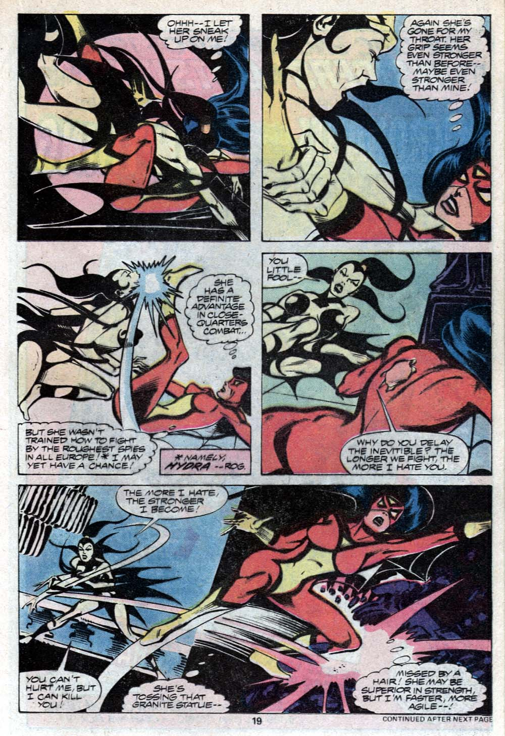 Spider-Woman (1978) Issue #16 #16 - English 14