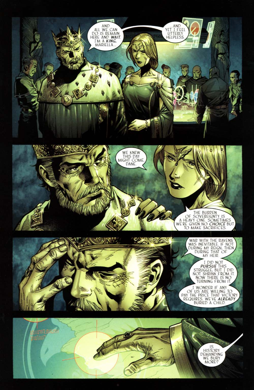 Read online Scion comic -  Issue #18 - 4