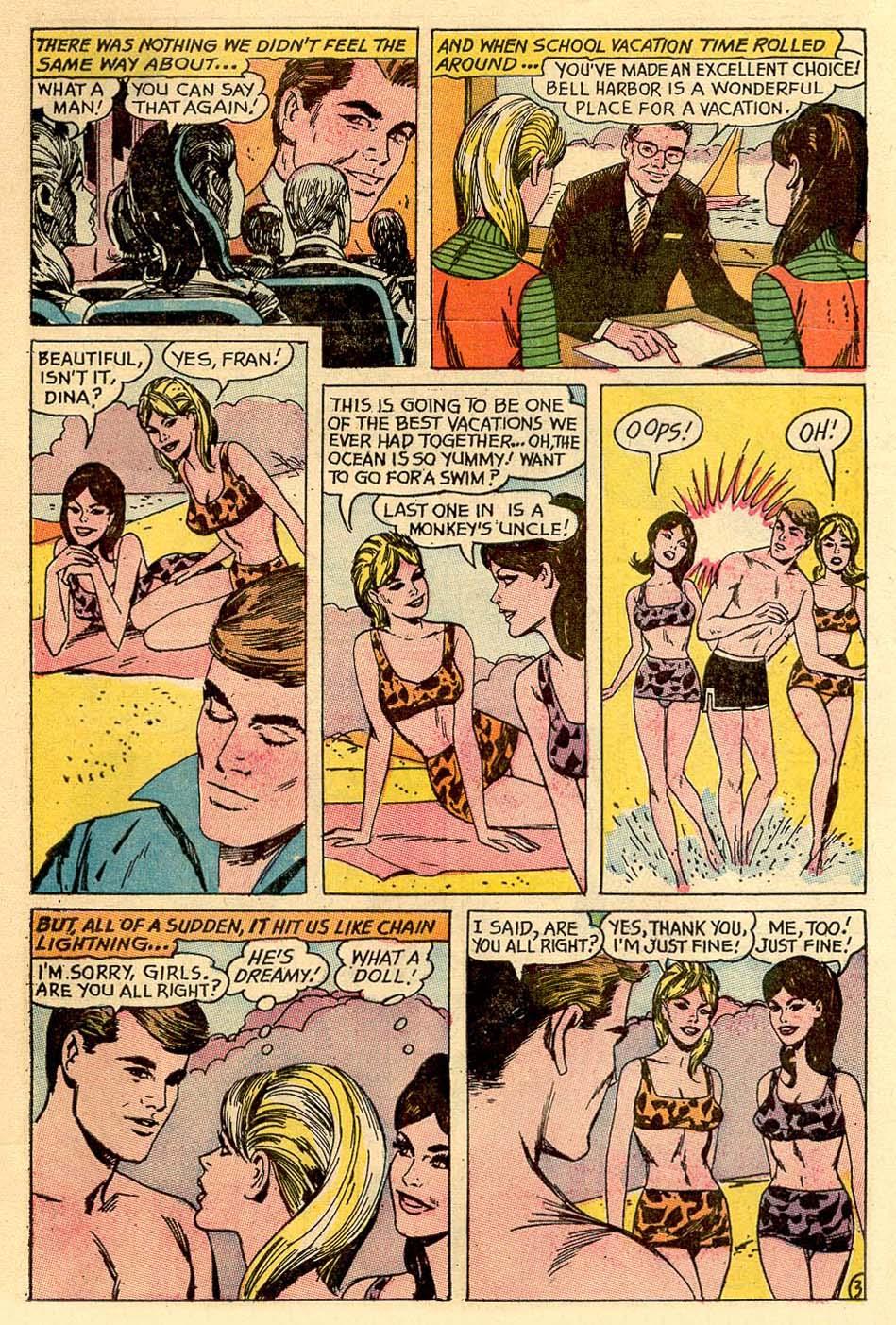 Read online Secret Hearts comic -  Issue #122 - 5