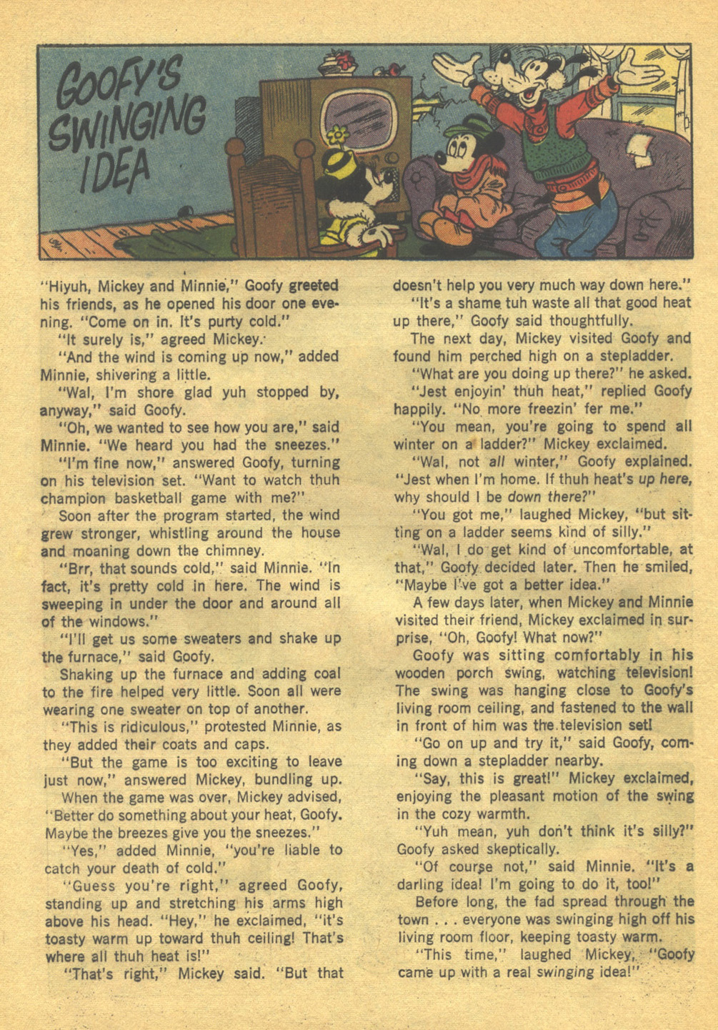 Uncle Scrooge (1953) Issue #56 #56 - English 28