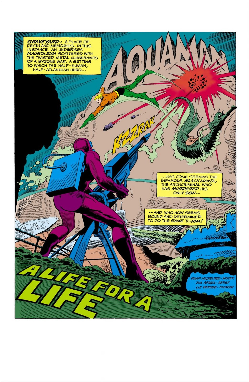 Aquaman (1962) Issue #57 #57 - English 2